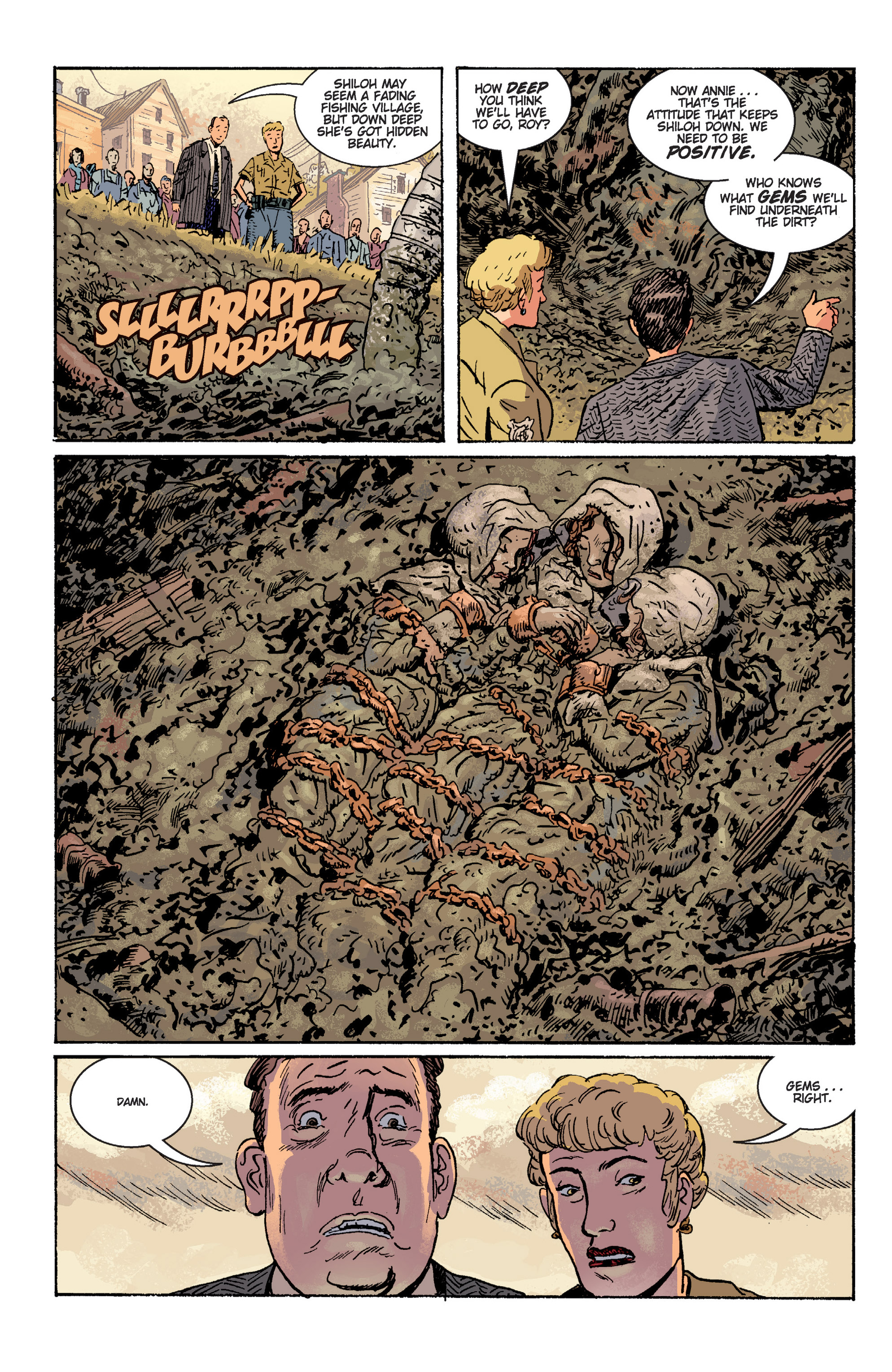 Read online B.P.R.D. (2003) comic -  Issue # TPB 2 - 38