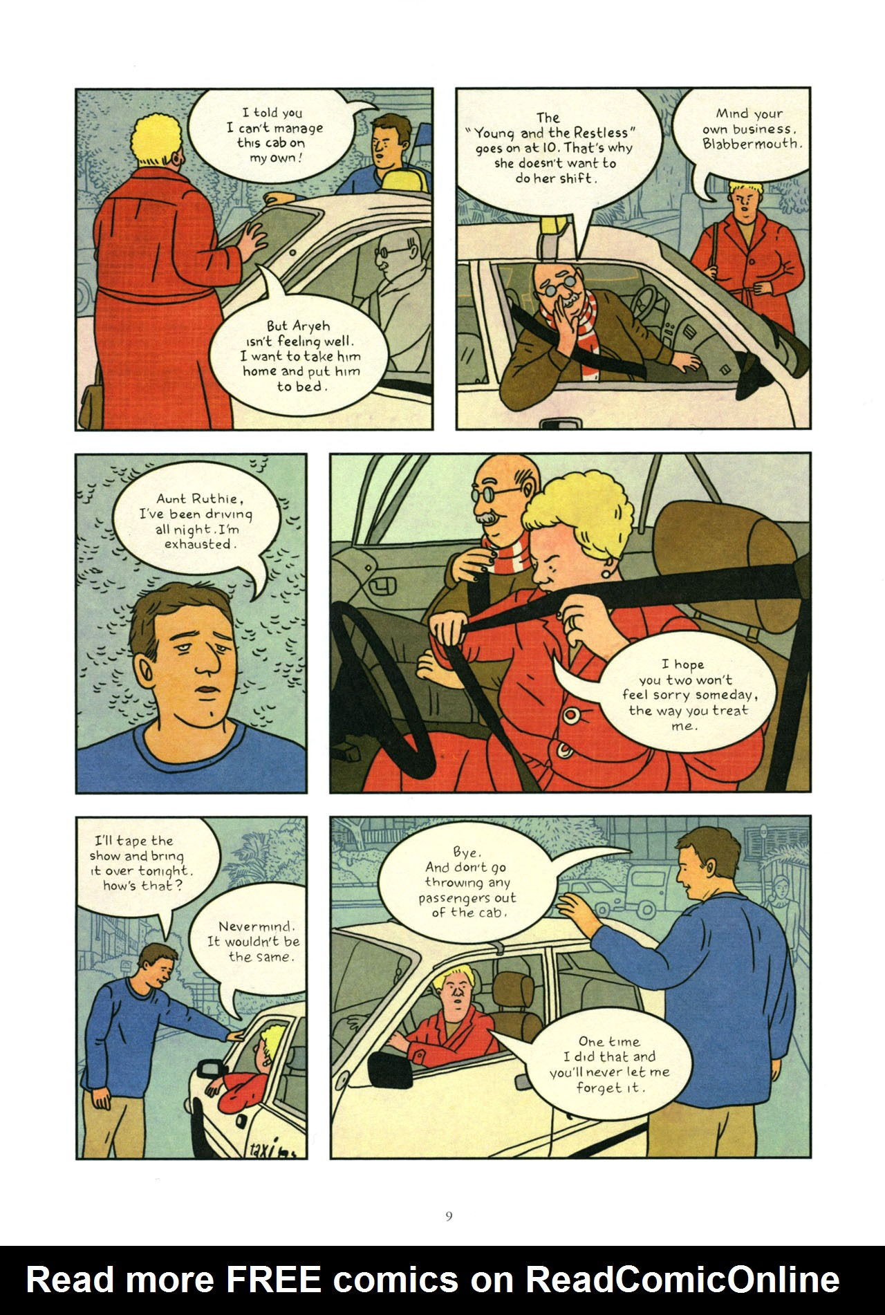 Read online Exit Wounds comic -  Issue # TPB - 10