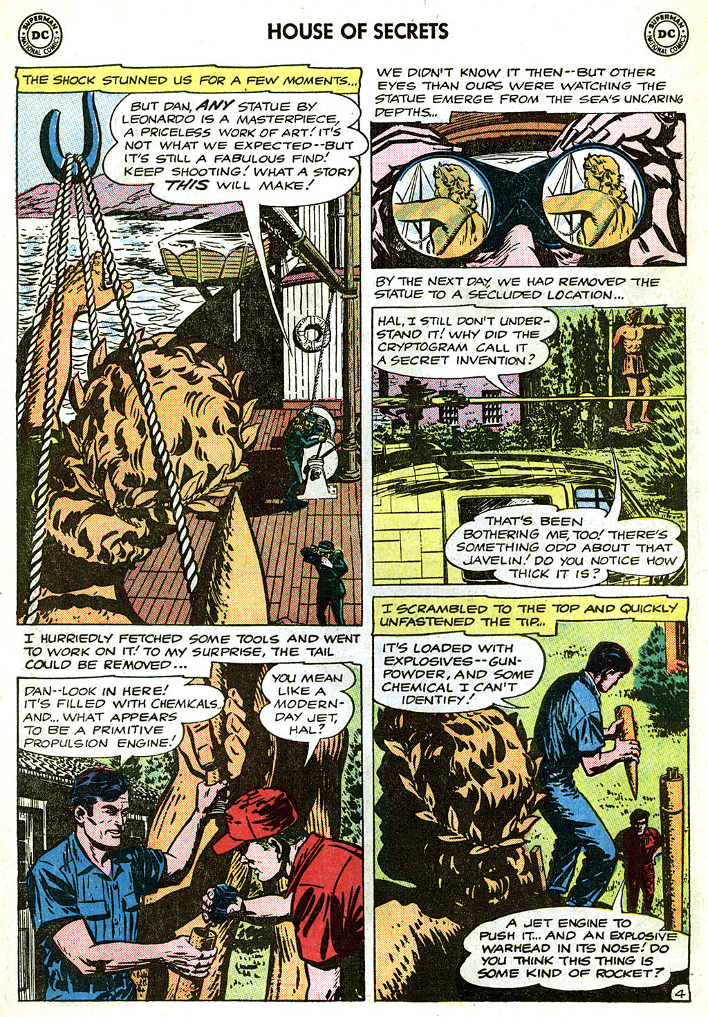 House of Secrets (1956) issue 58 - Page 22