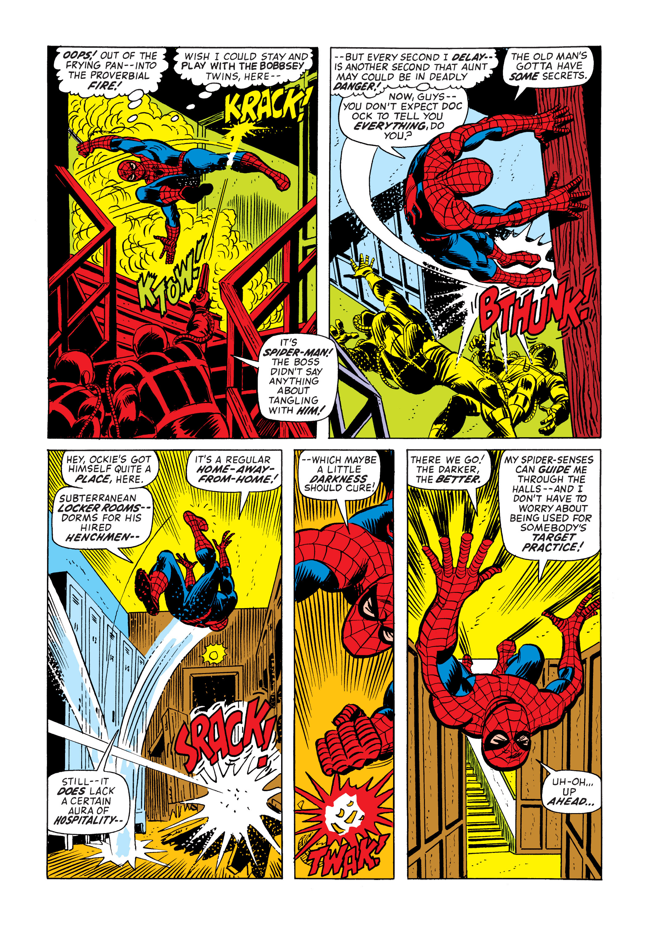 The Amazing Spider-Man (1963) 115 Page 10