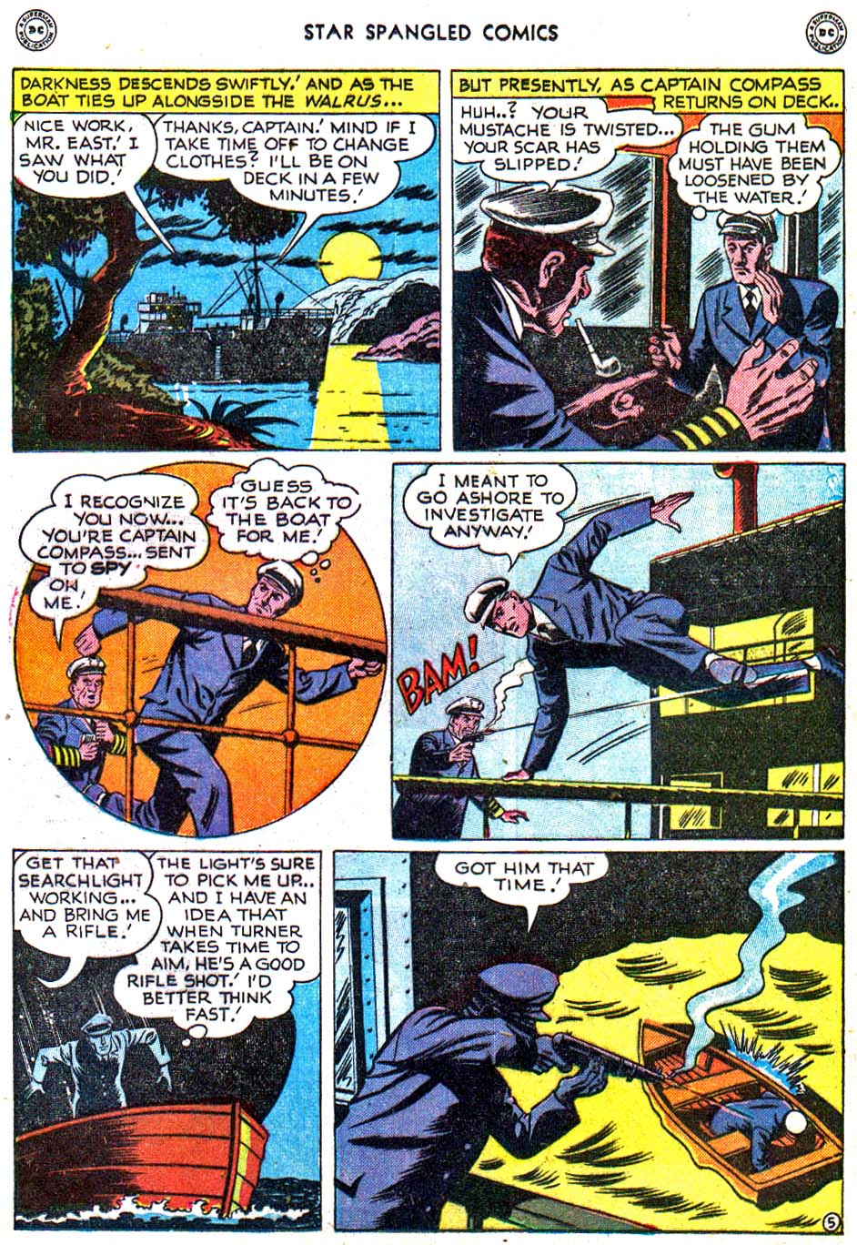Star Spangled Comics (1941) issue 95 - Page 31