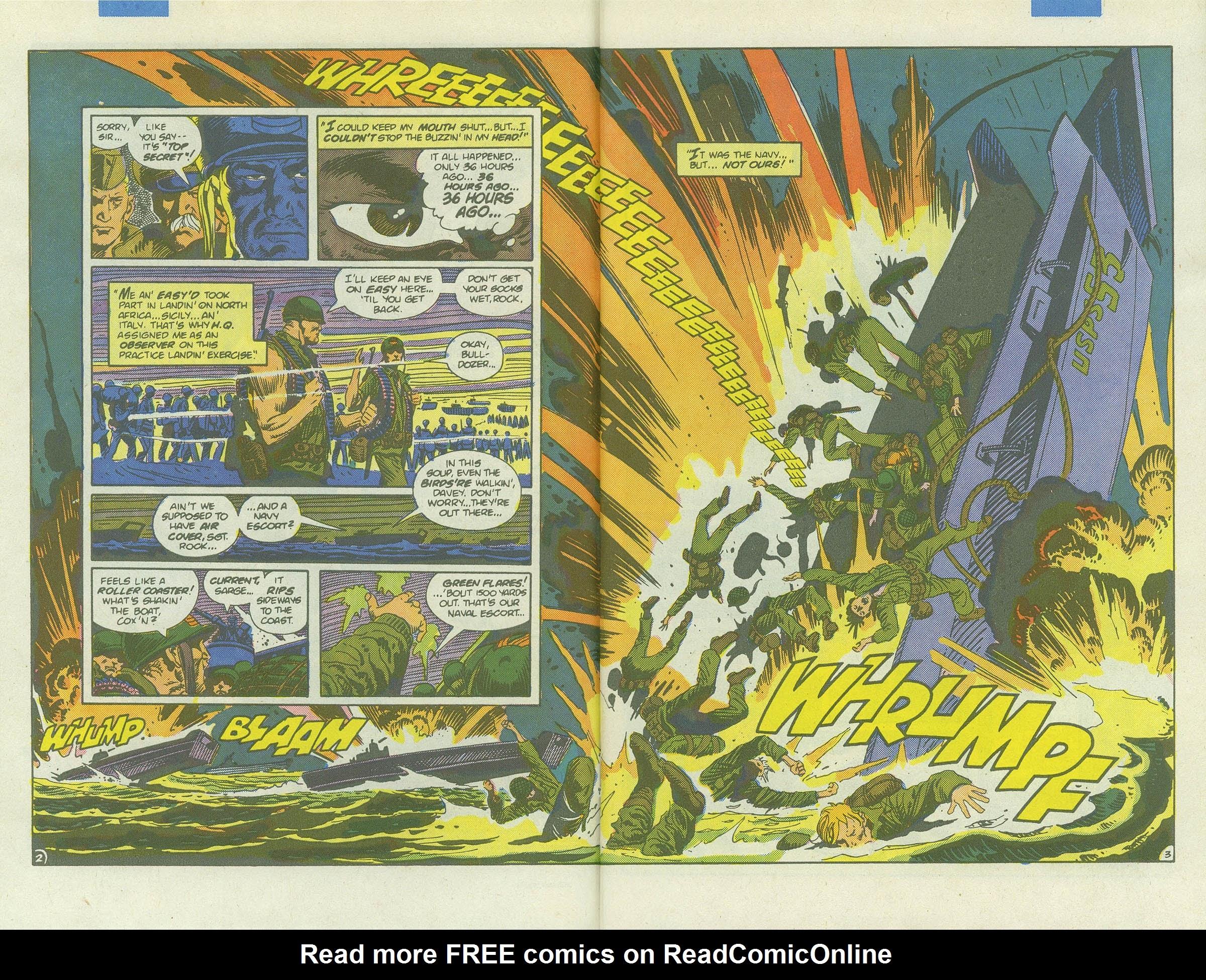 Read online Sgt. Rock comic -  Issue #422 - 4