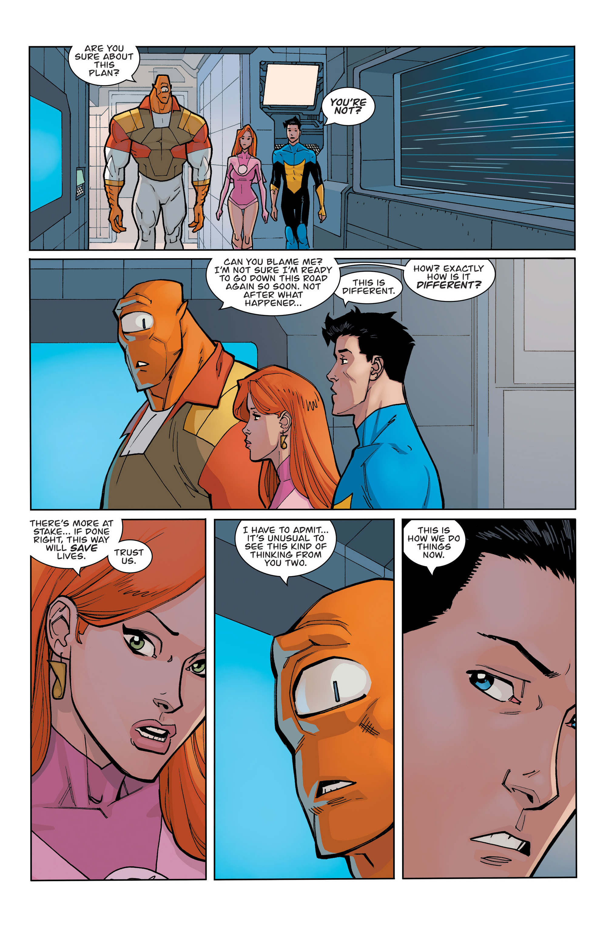 Read online Invincible comic -  Issue #135 - 11