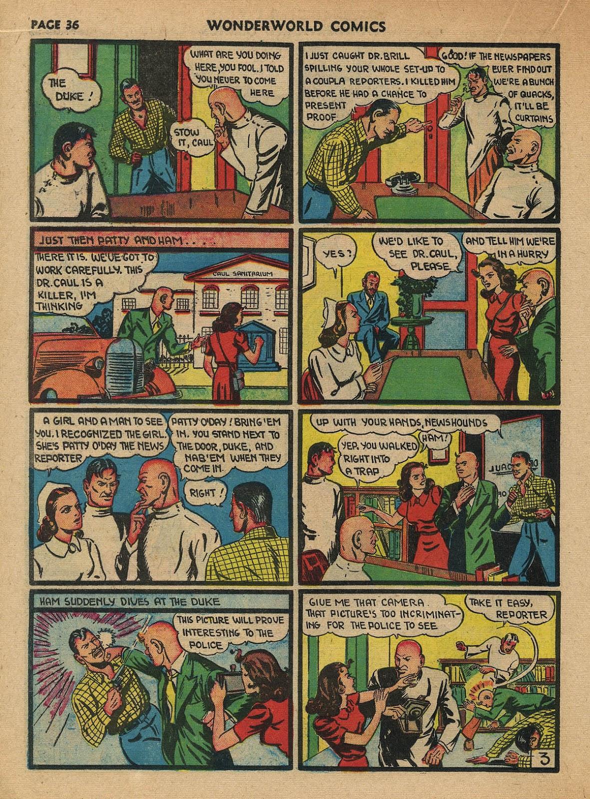 Wonderworld Comics issue 23 - Page 37