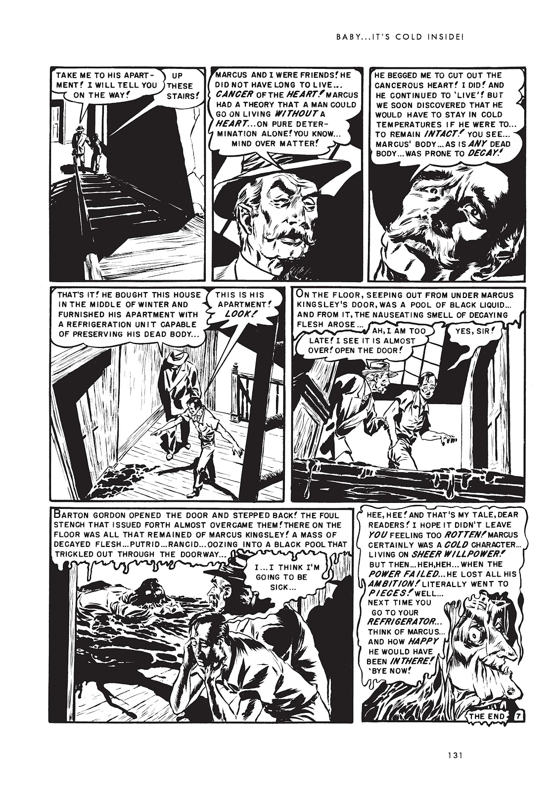 Read online Doctor of Horror and Other Stories comic -  Issue # TPB (Part 2) - 47
