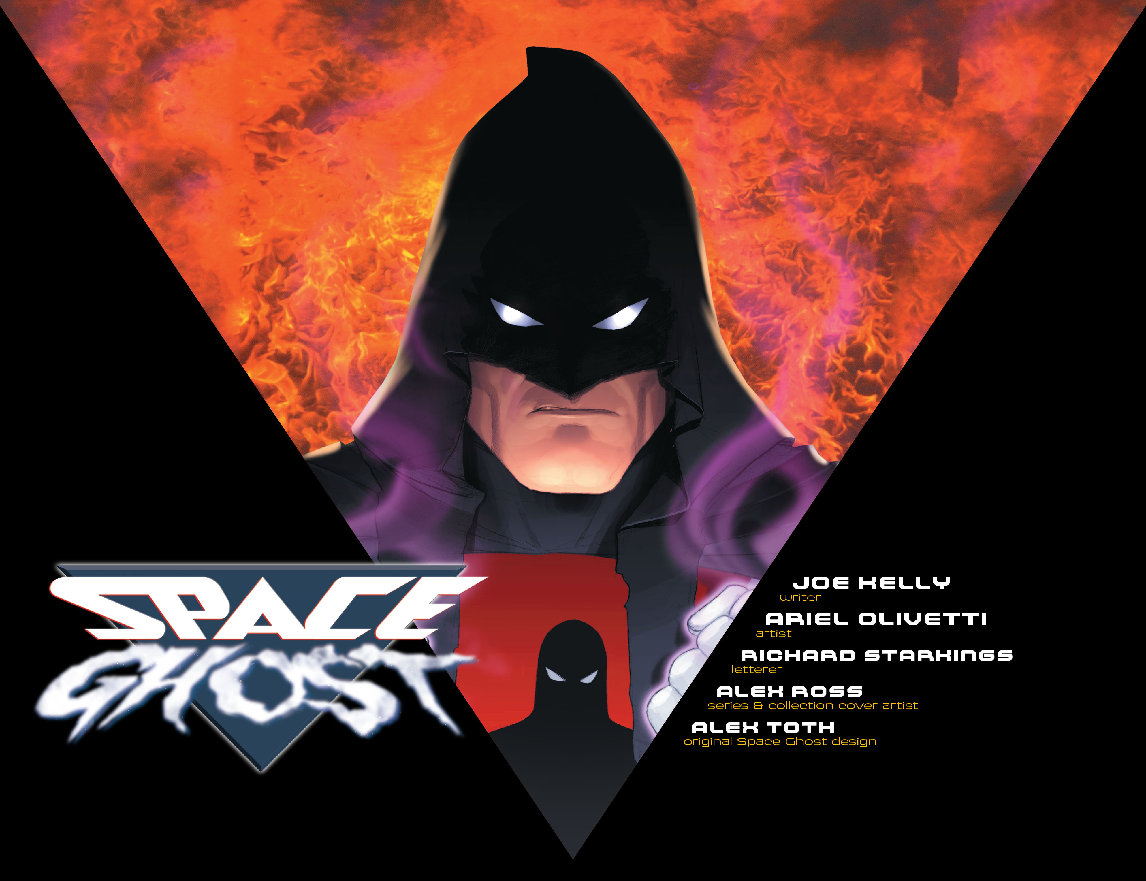 Read online Space Ghost (2016) comic -  Issue # Full - 3