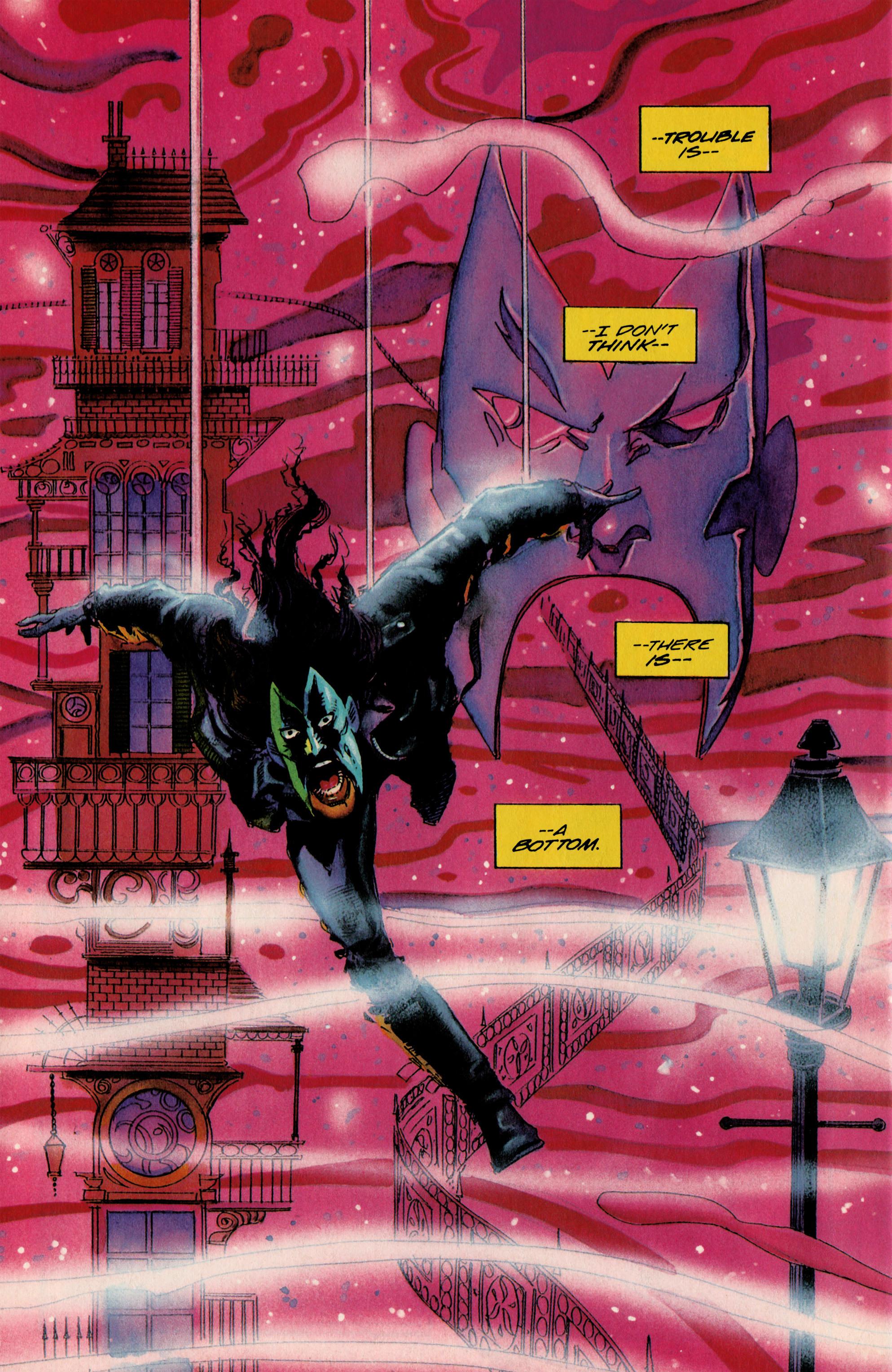 Read online Shadowman (1992) comic -  Issue #23 - 11