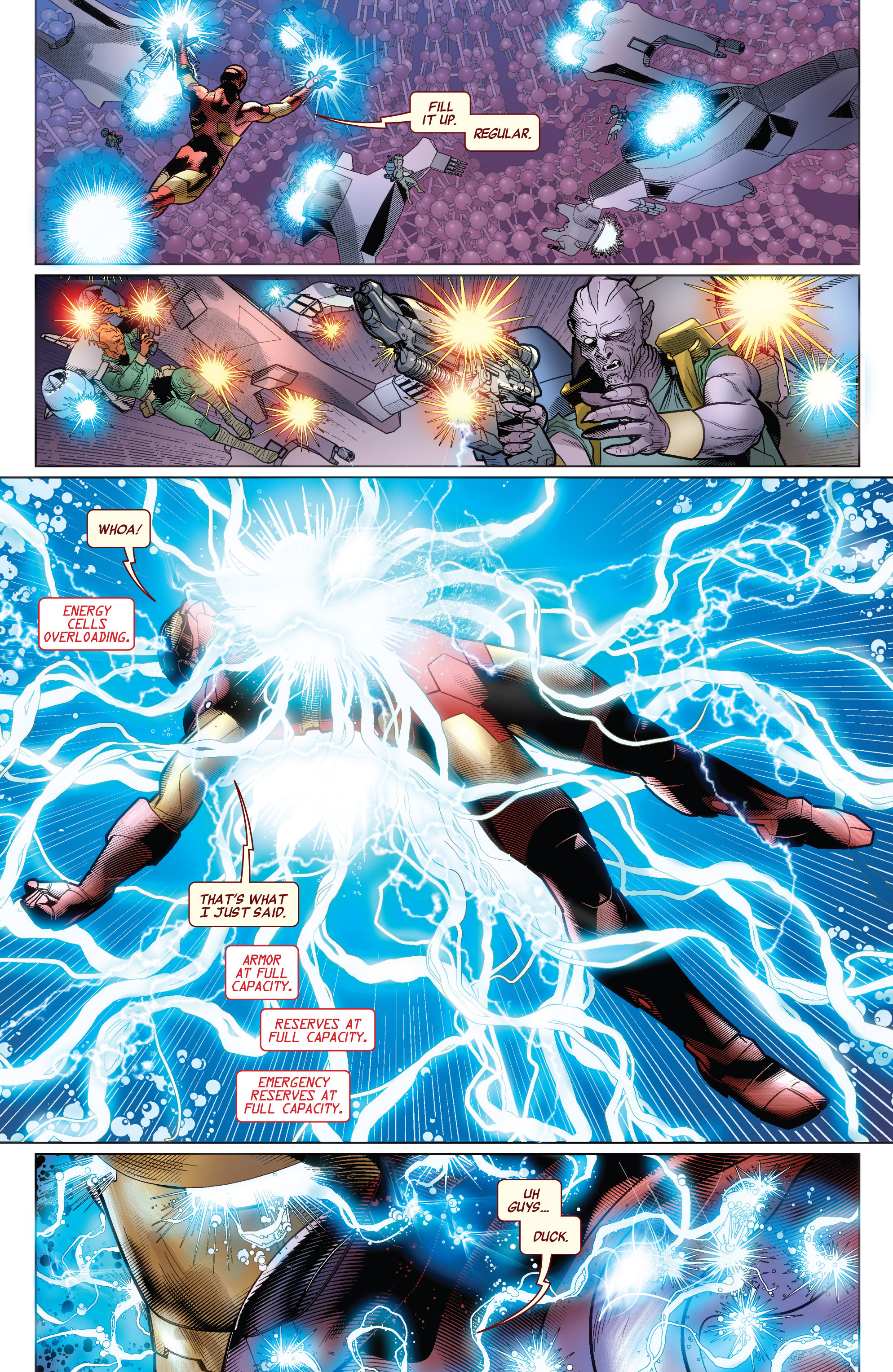 Read online Avengers (2010) comic -  Issue #34 - 17