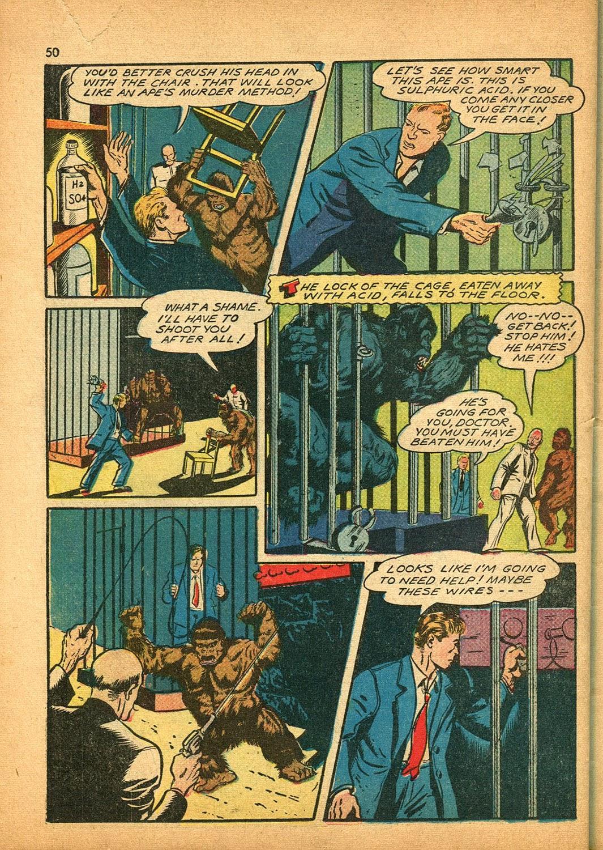 Read online Super-Magician Comics comic -  Issue #9 - 49