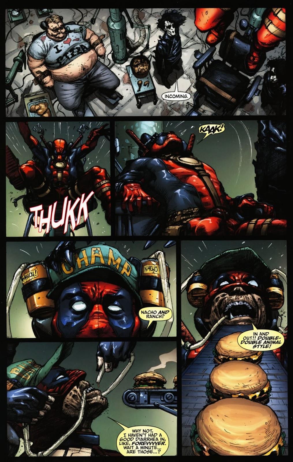 Read online Deadpool (2008) comic -  Issue #1000 - 26
