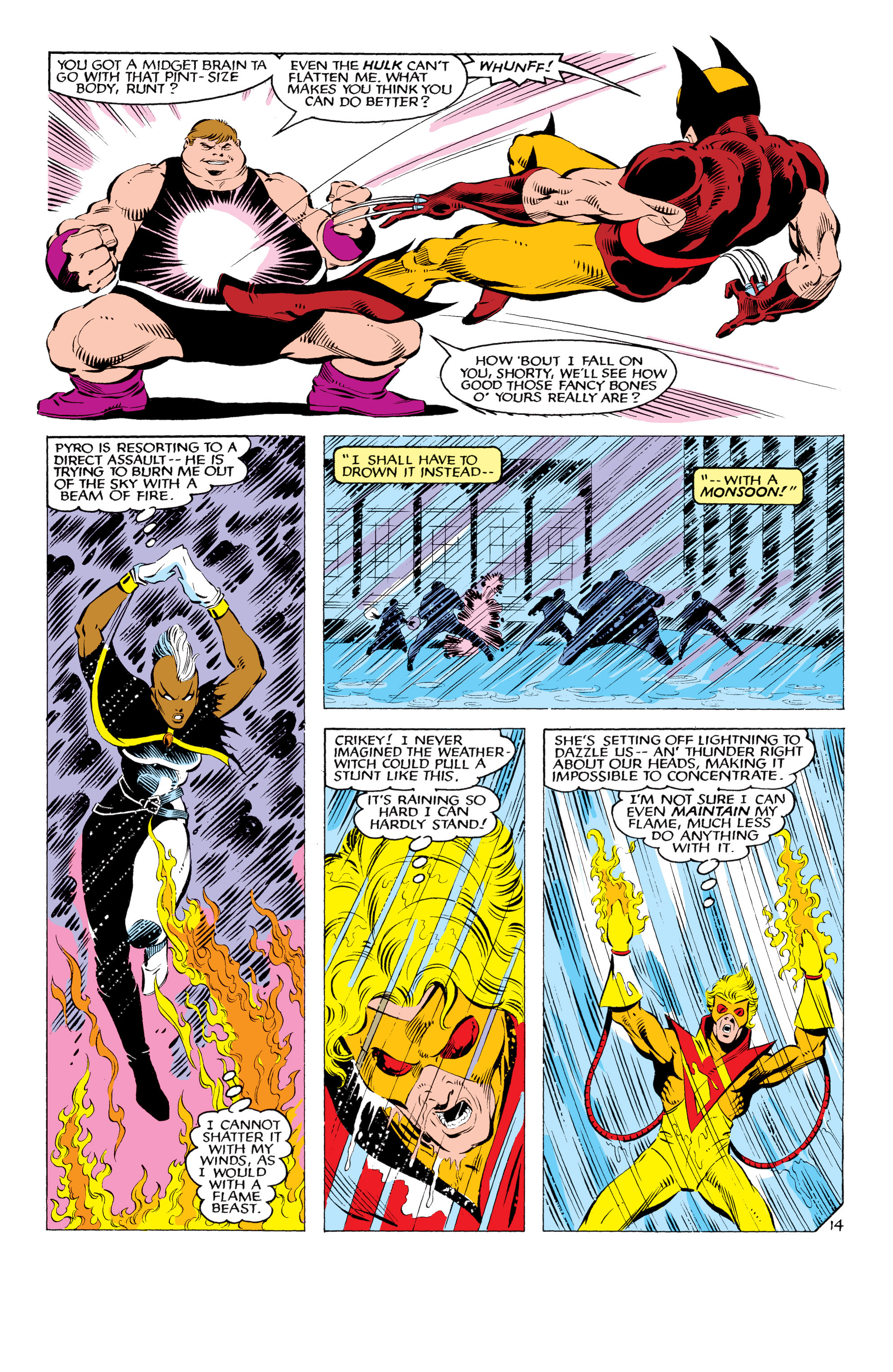 Read online Uncanny X-Men (1963) comic -  Issue #178 - 15