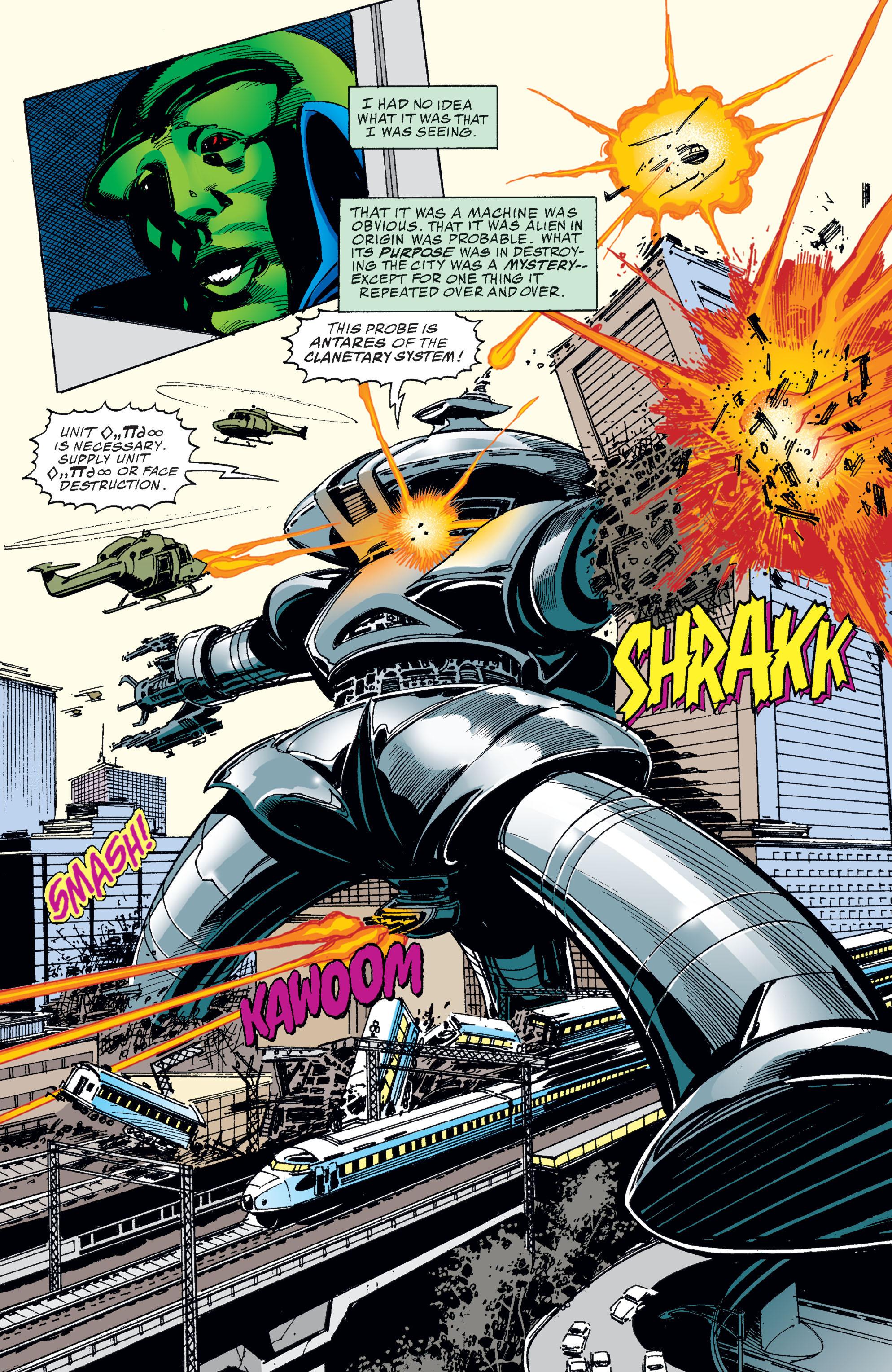 Read online Martian Manhunter: Son of Mars comic -  Issue # TPB - 63