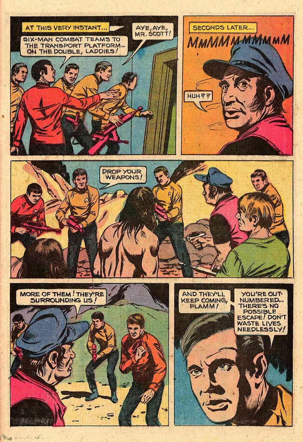 Star Trek (1967) issue 52 - Page 21