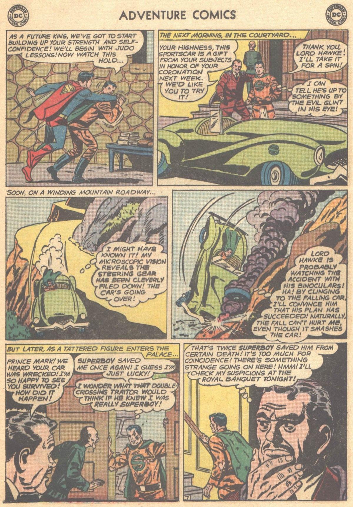 Read online Adventure Comics (1938) comic -  Issue #303 - 9