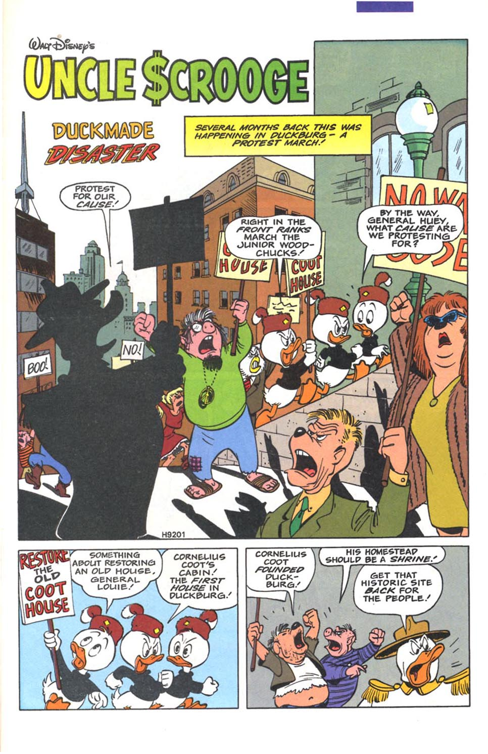 Read online Uncle Scrooge (1953) comic -  Issue #287 - 18