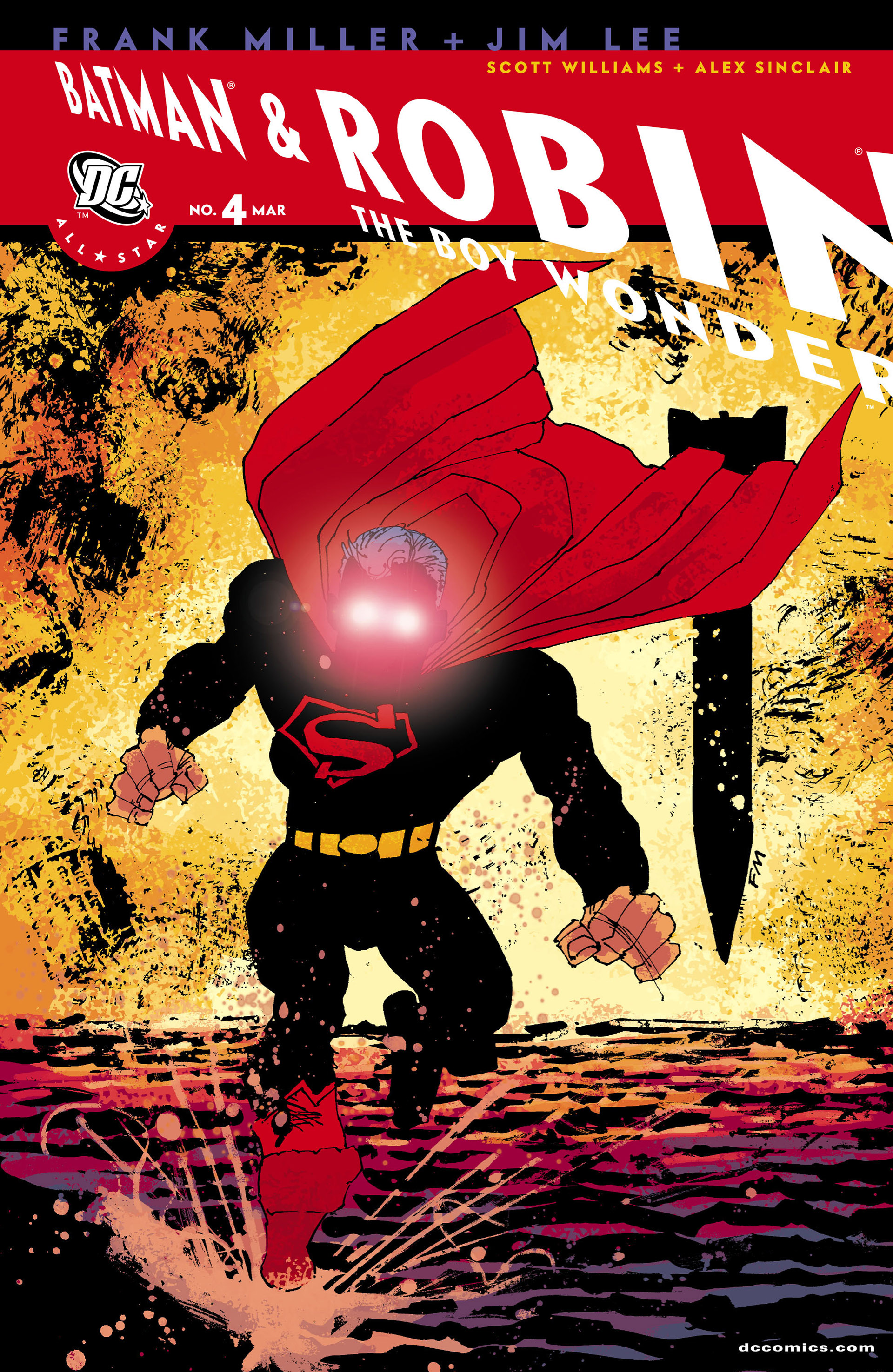 Read online All Star Batman & Robin, The Boy Wonder comic -  Issue #4 - 2