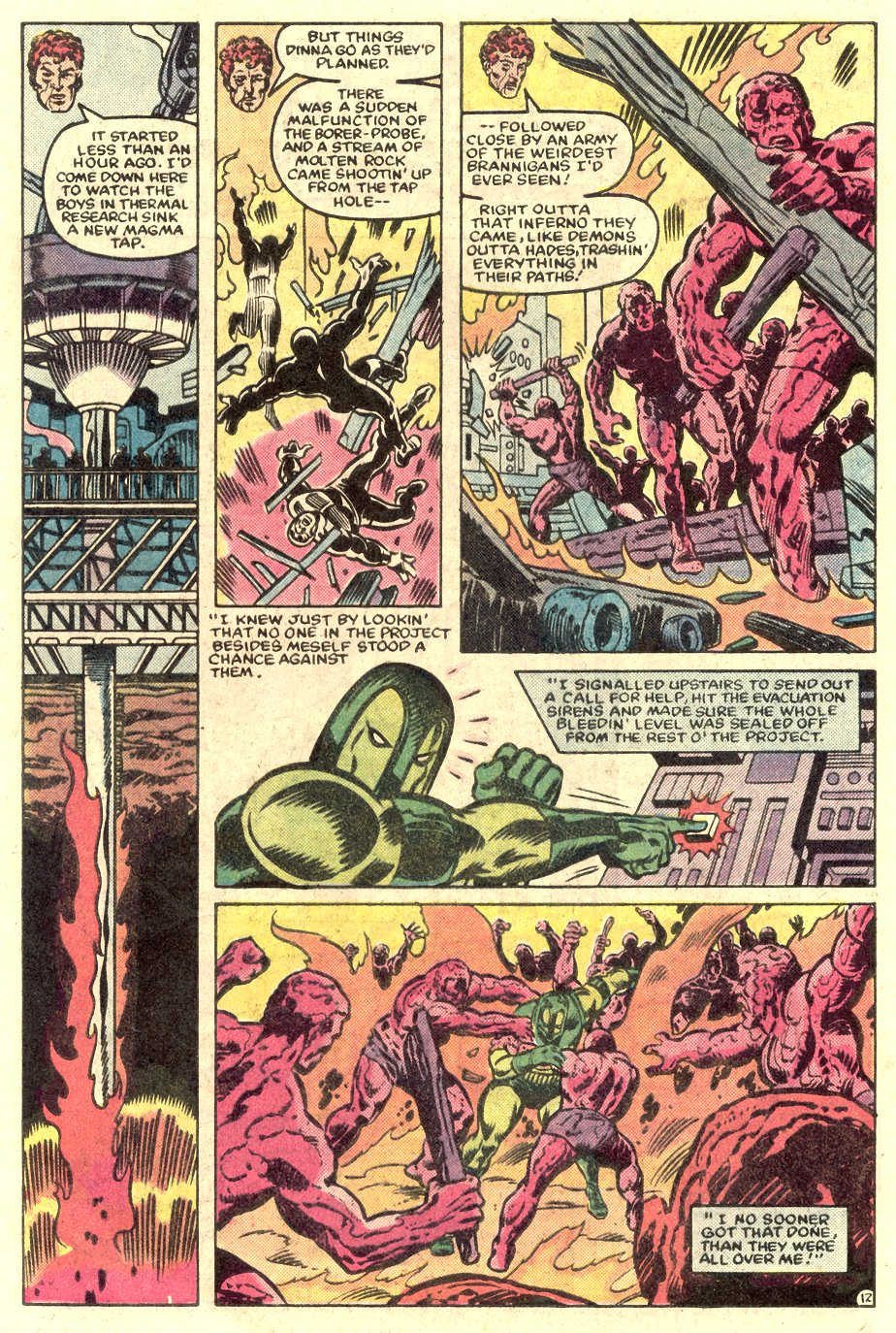 The Avengers (1963) 236 Page 12