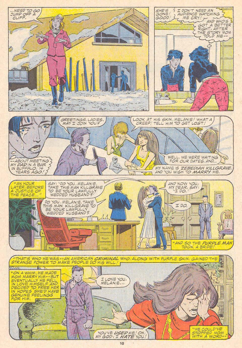 Read online Alpha Flight (1983) comic -  Issue #41 - 11