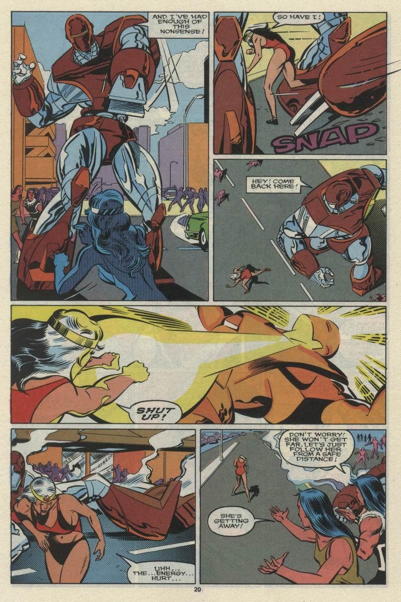 Read online Alpha Flight (1983) comic -  Issue #68 - 22