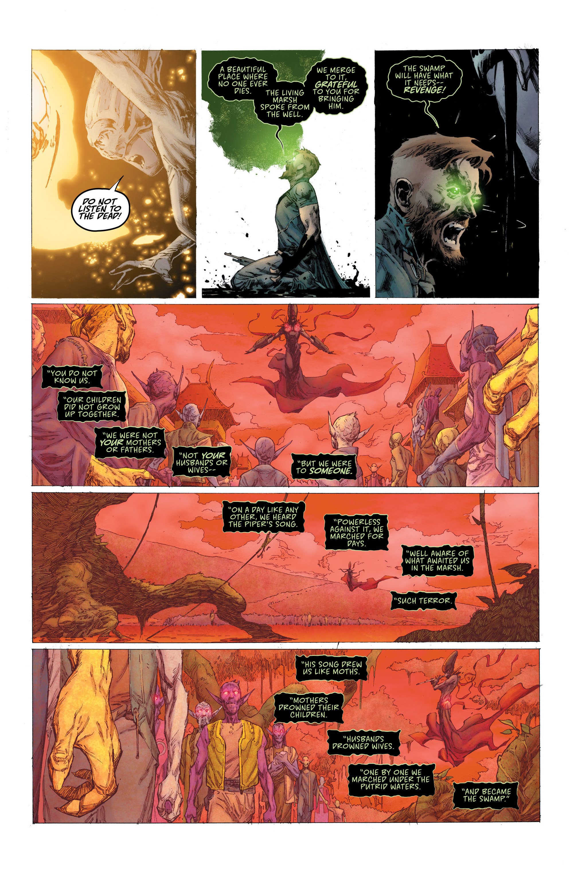 Read online Seven To Eternity comic -  Issue #6 - 10
