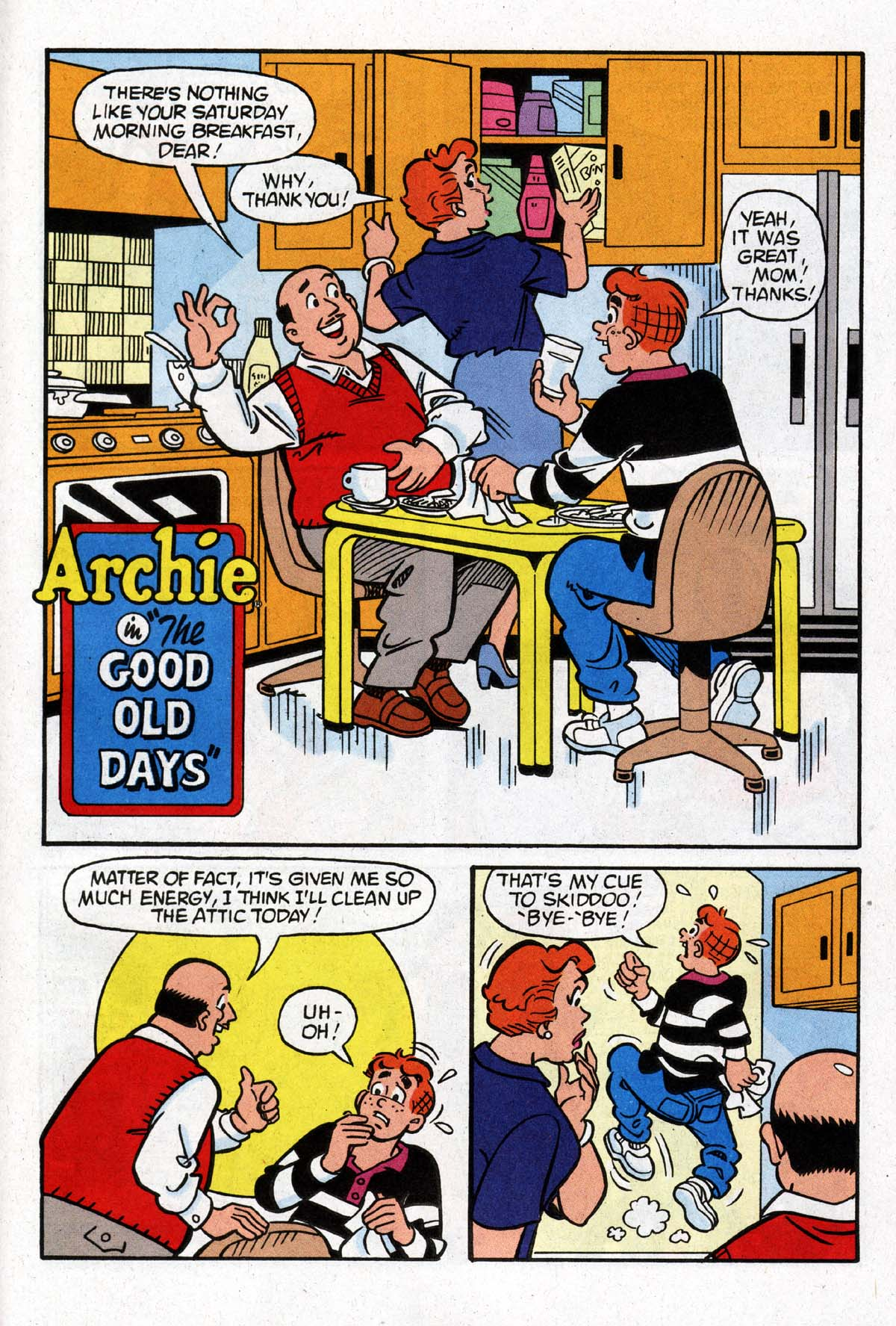 Read online Archie (1960) comic -  Issue #527 - 24