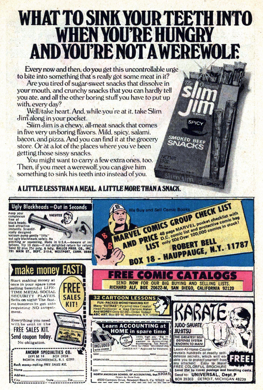 Read online Amazing Adventures (1970) comic -  Issue #34 - 6