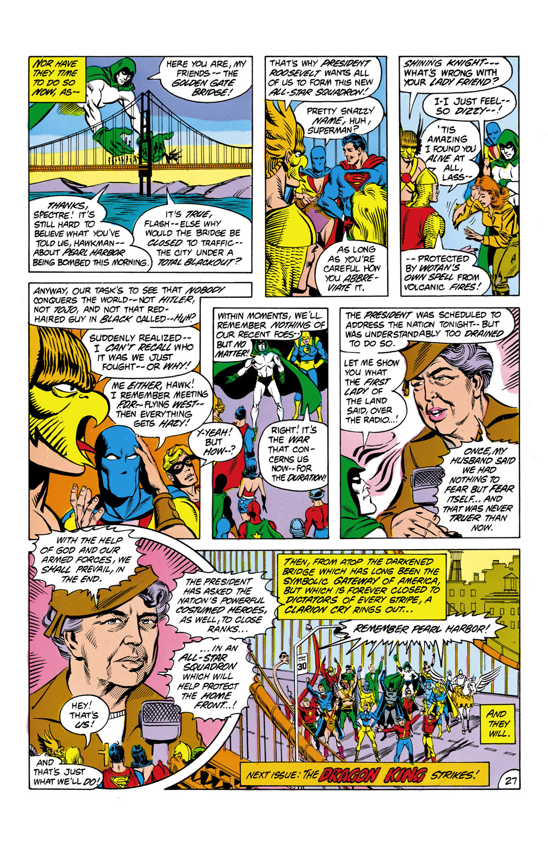 Read online All-Star Squadron comic -  Issue #3 - 28