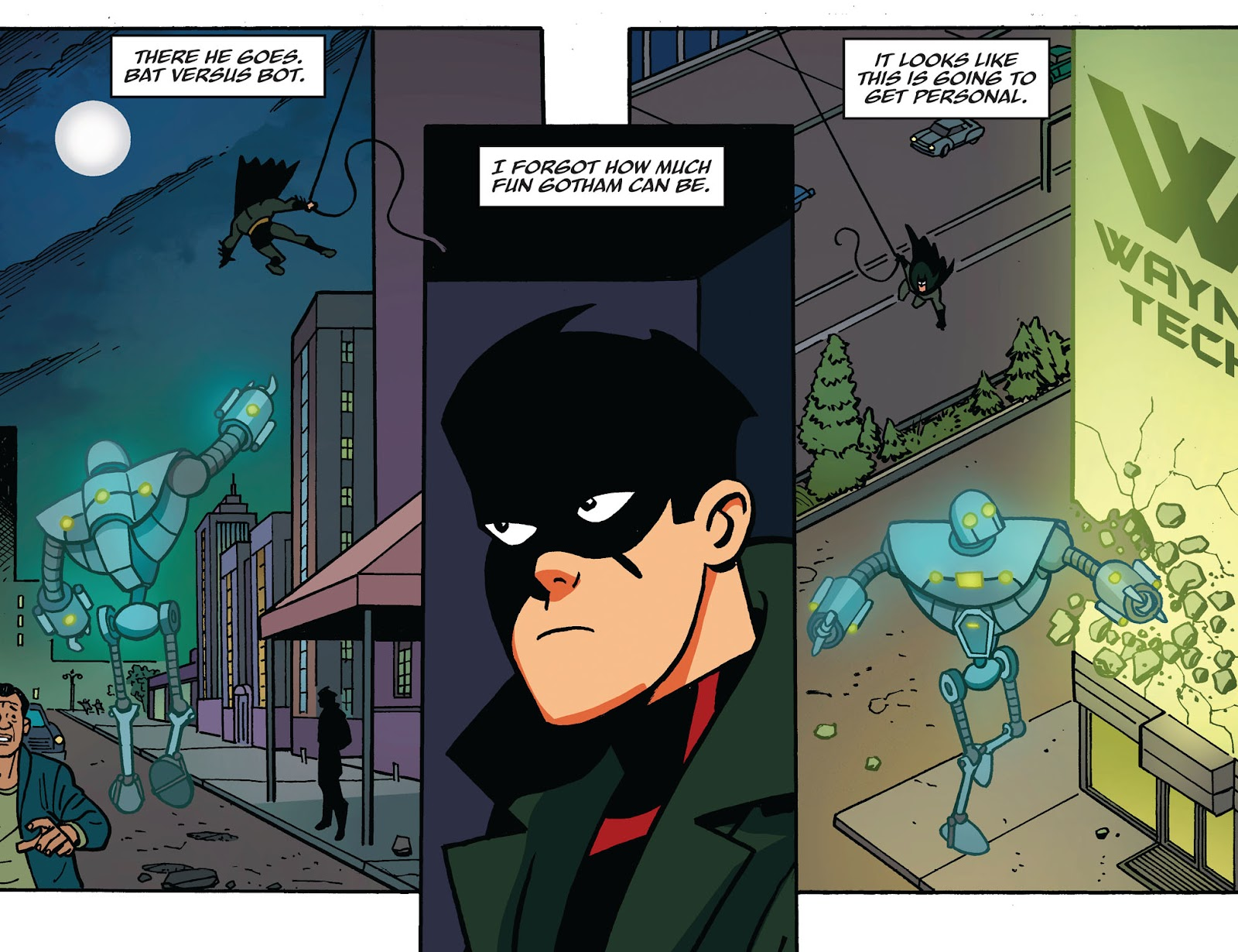 Batman: The Adventures Continue issue 1 - Page 9