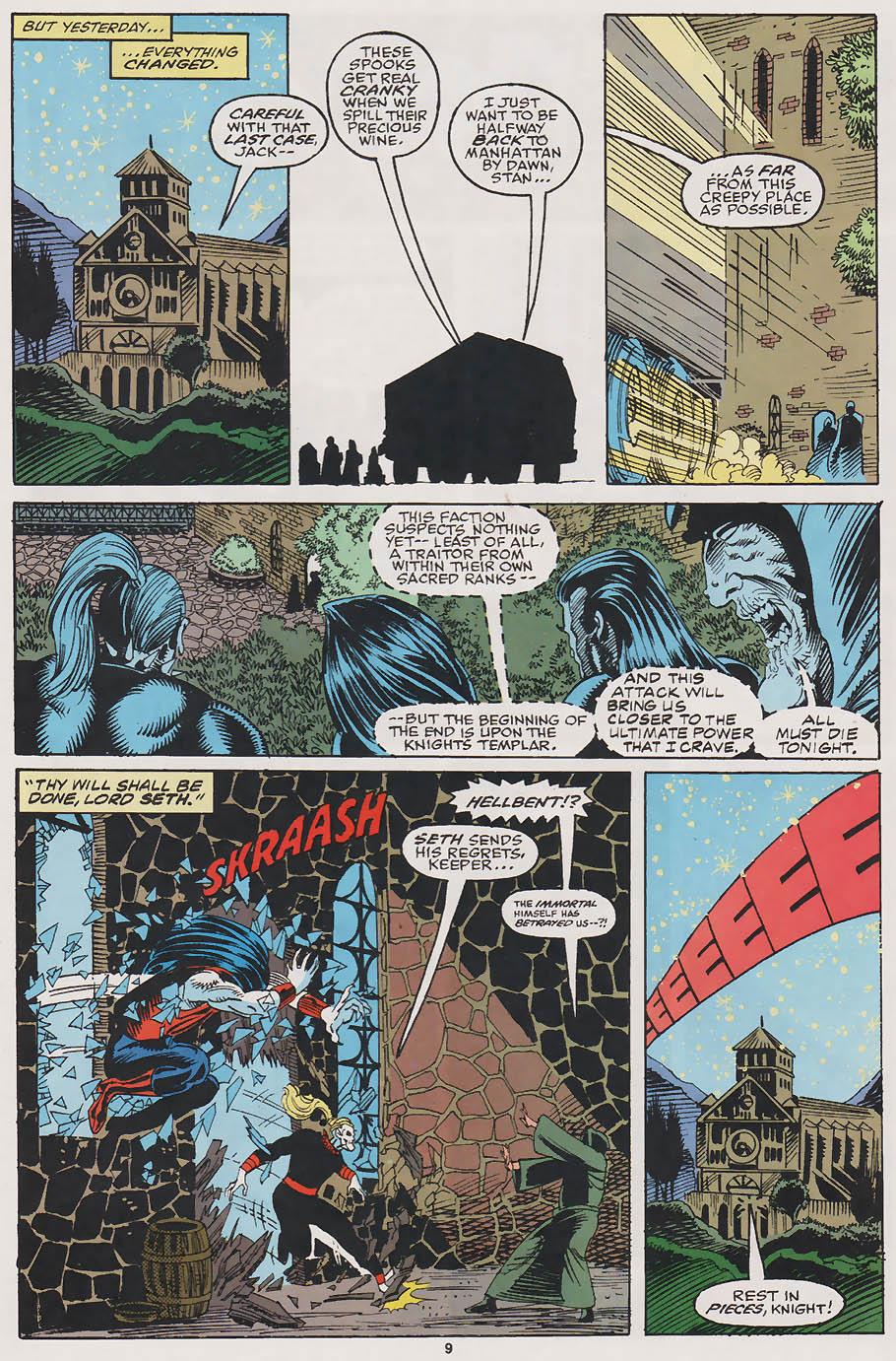 Web of Spider-Man (1985) _Annual 9 #9 - English 8