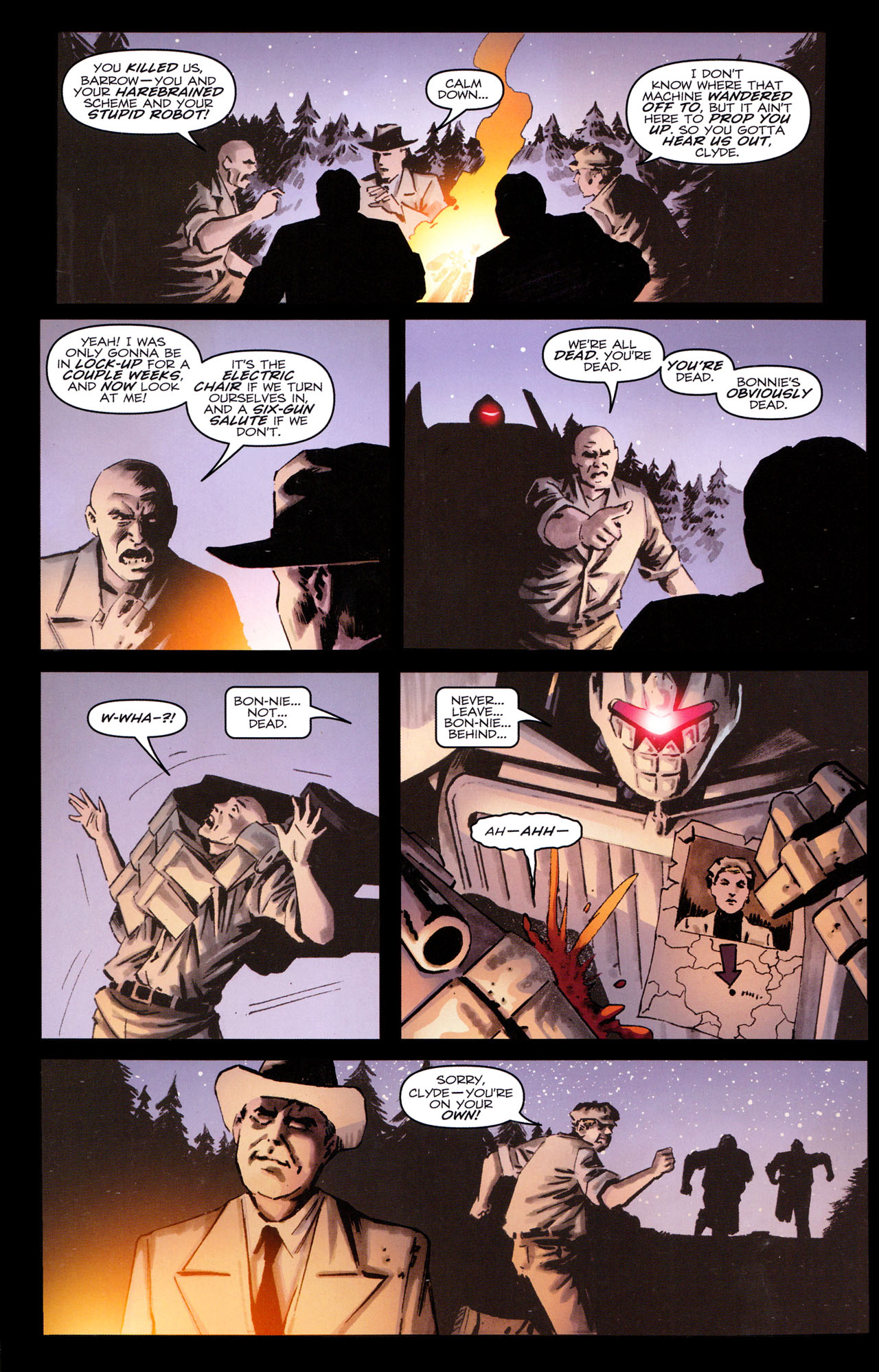 Read online Transformers: Sector 7 comic -  Issue #3 - 19