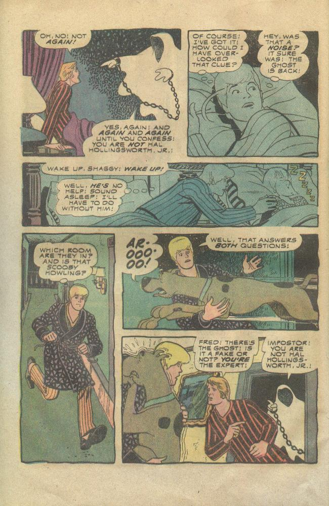 Read online Scooby-Doo... Mystery Comics comic -  Issue #27 - 22
