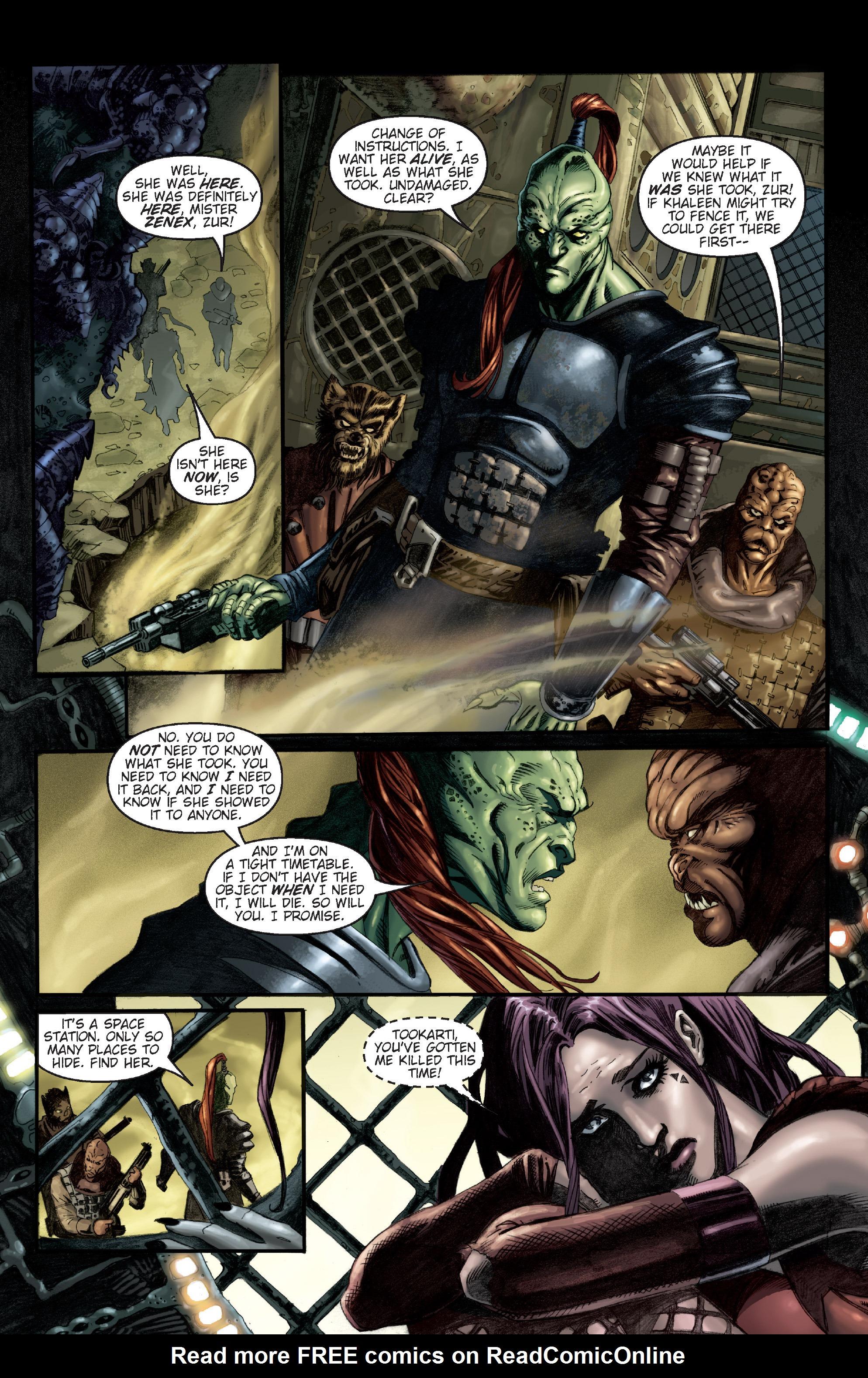 Read online Star Wars Omnibus comic -  Issue # Vol. 24 - 7