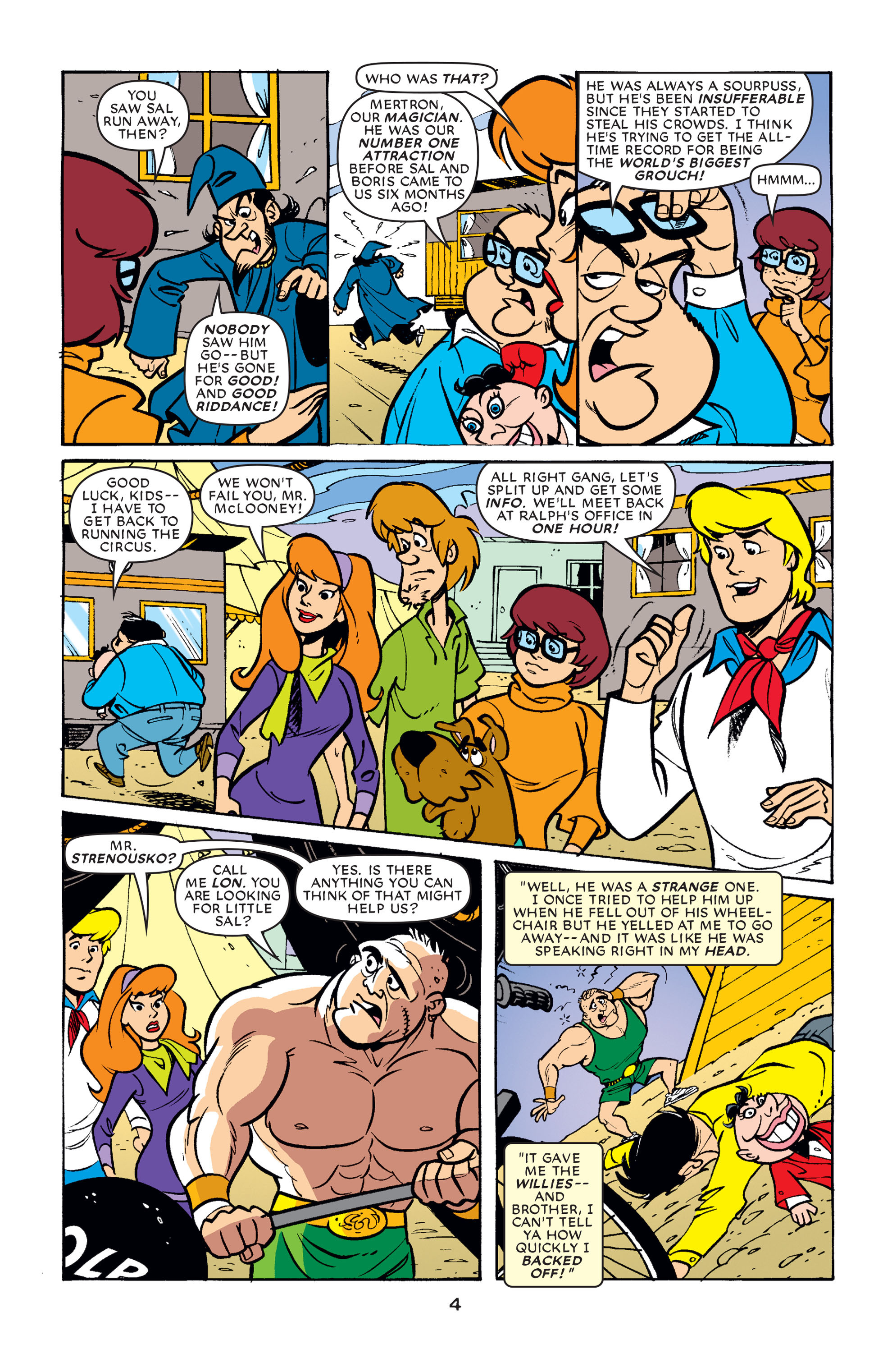 Read online Scooby-Doo (1997) comic -  Issue #66 - 5