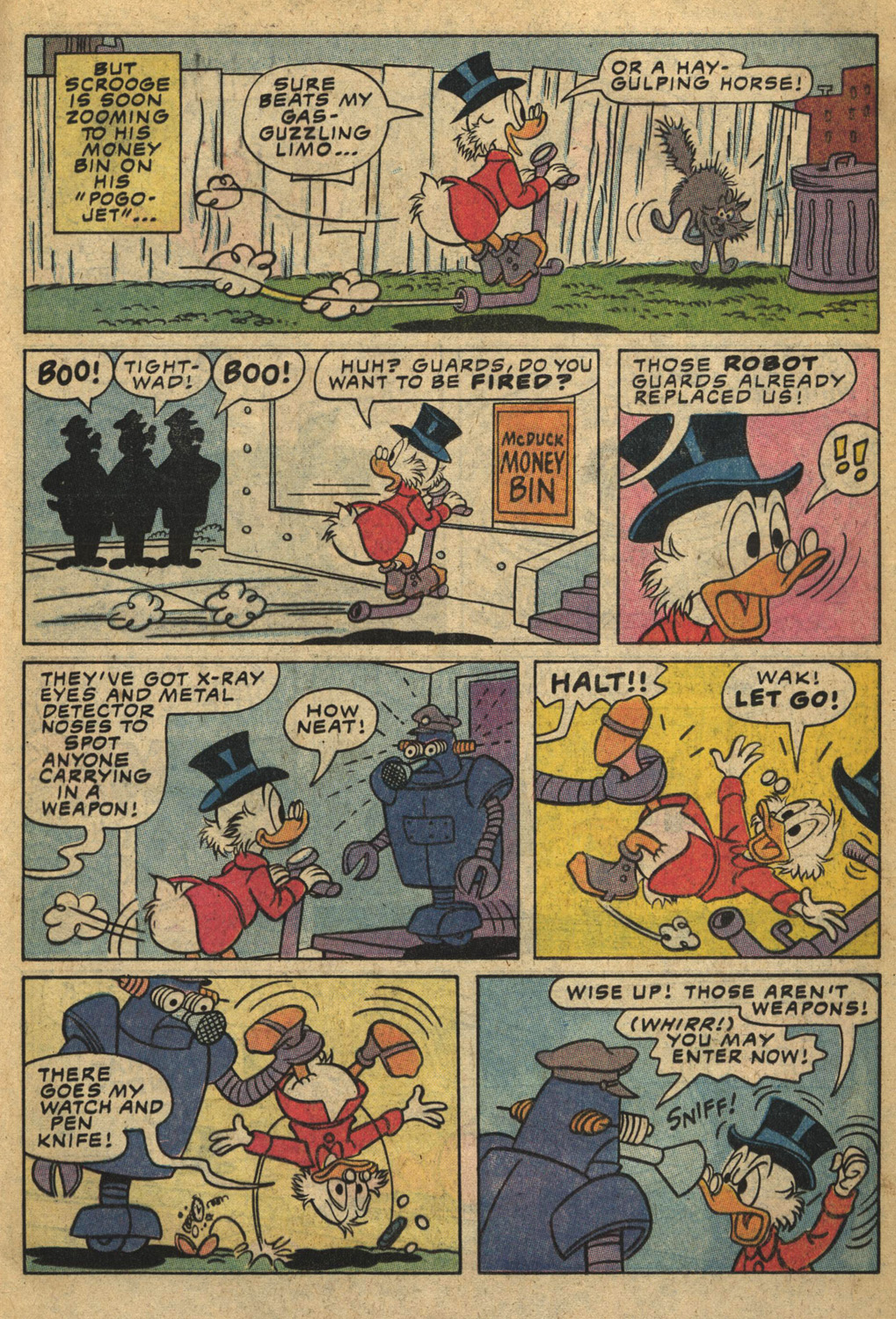 Read online Uncle Scrooge (1953) comic -  Issue #193 - 17