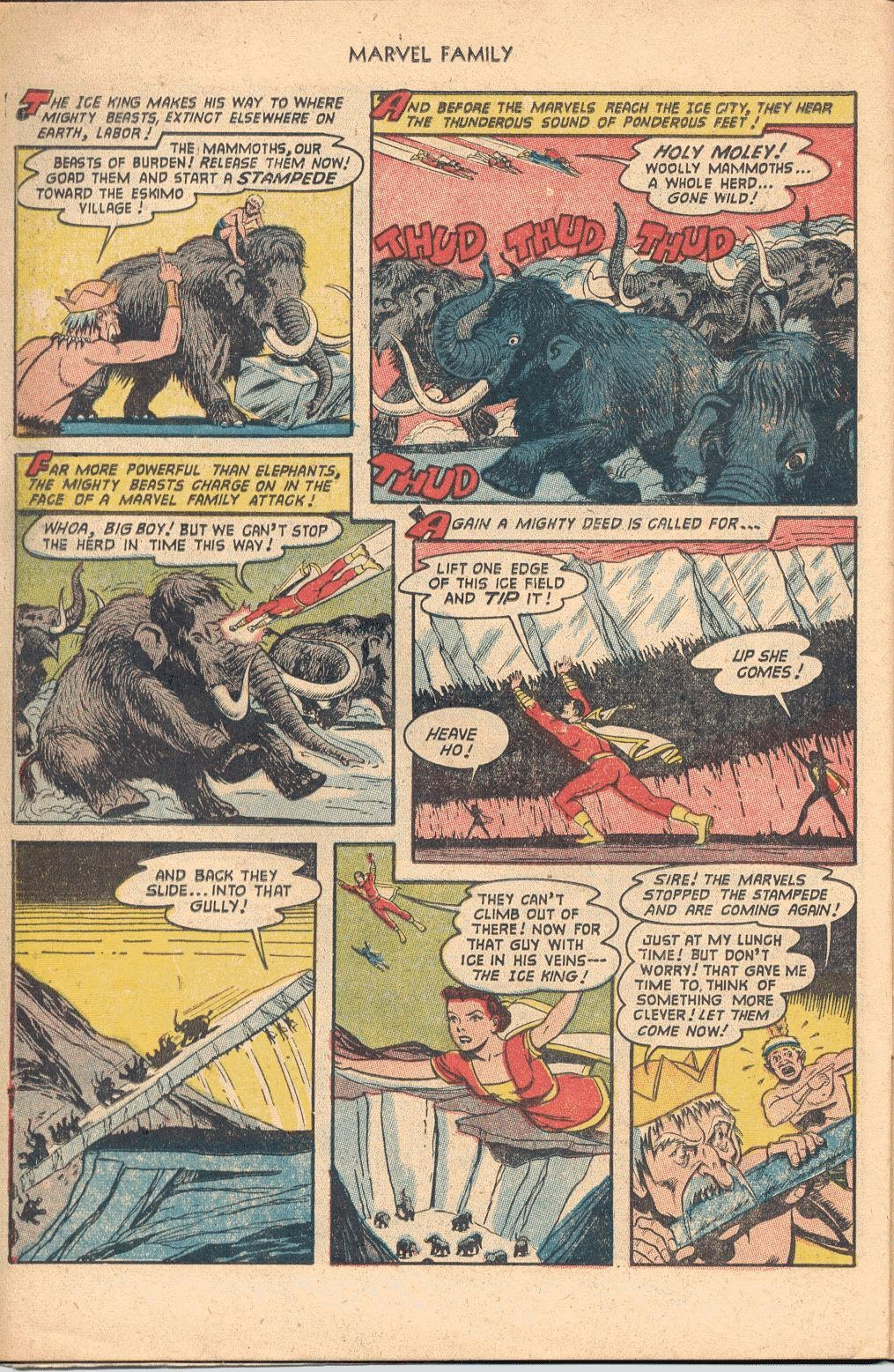 The Marvel Family issue 82 - Page 26