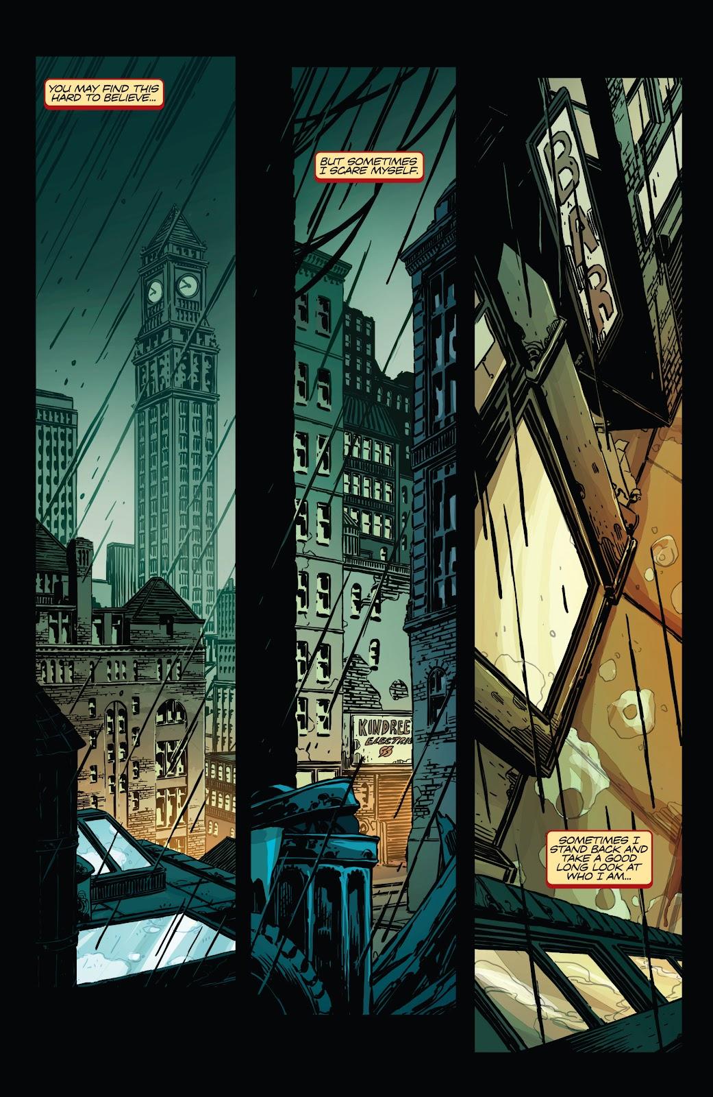 Read online Vampirella Strikes comic -  Issue #1 - 6