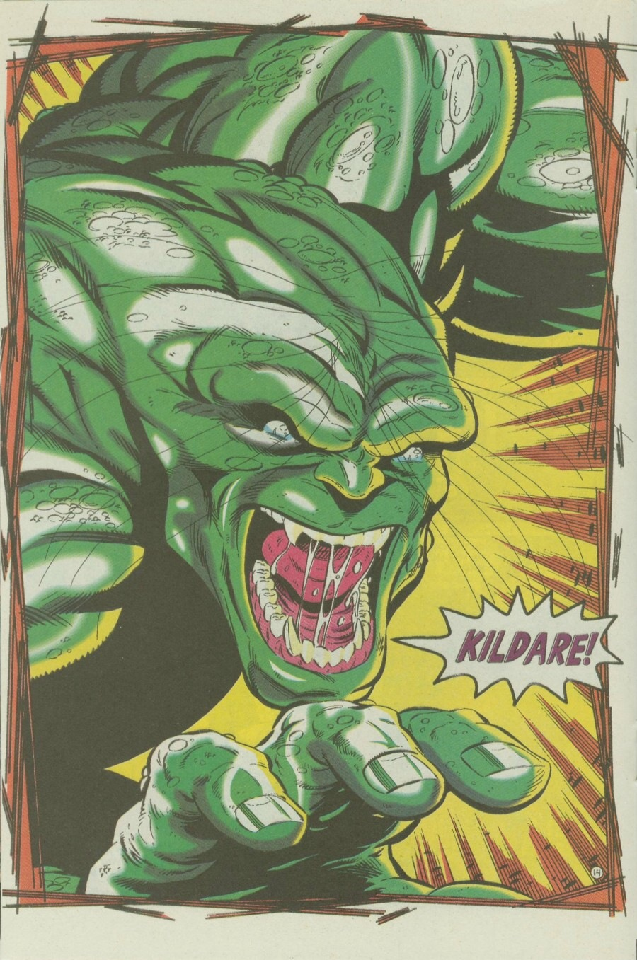Read online Ex-Mutants comic -  Issue #6 - 18