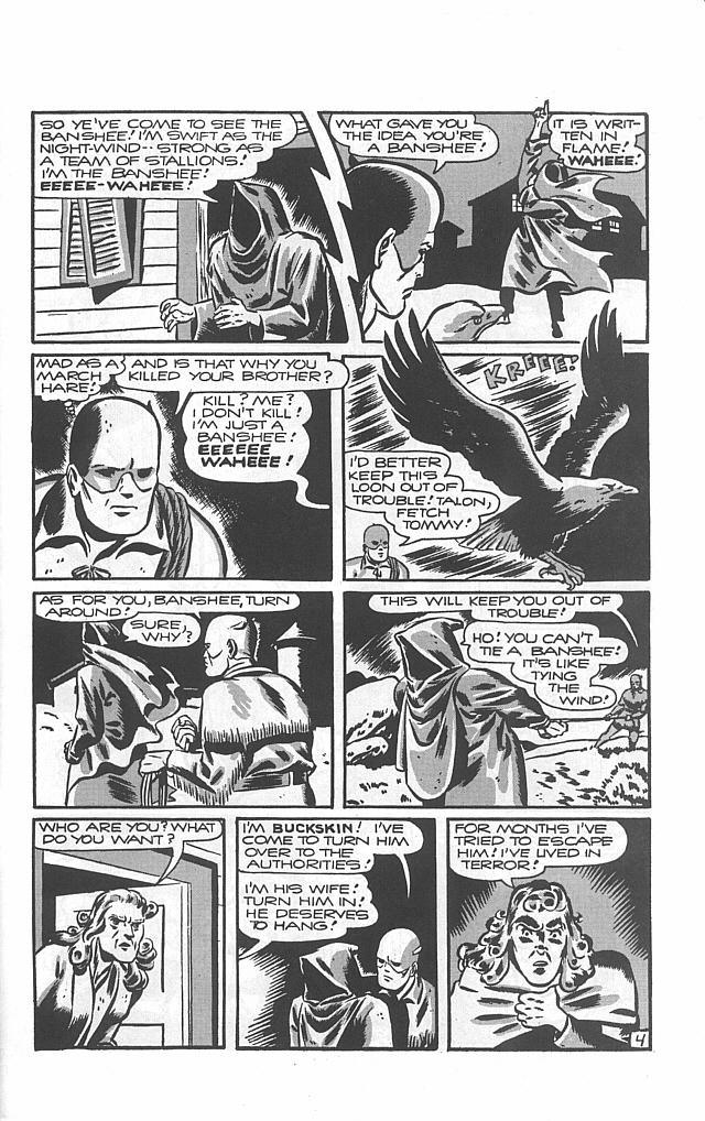 Read online Golden-Age Men of Mystery comic -  Issue #16 - 41