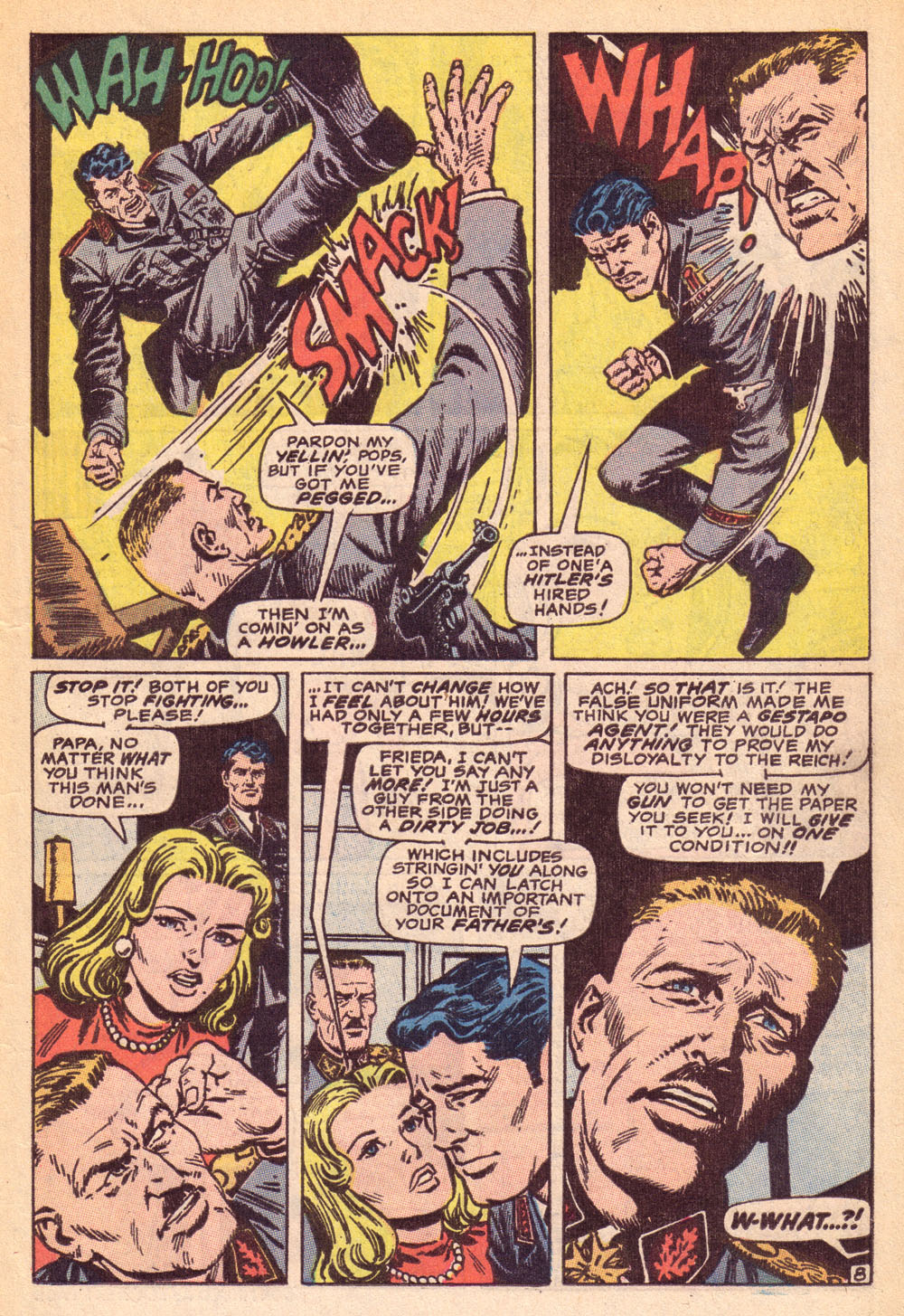 Read online Sgt. Fury comic -  Issue #74 - 13