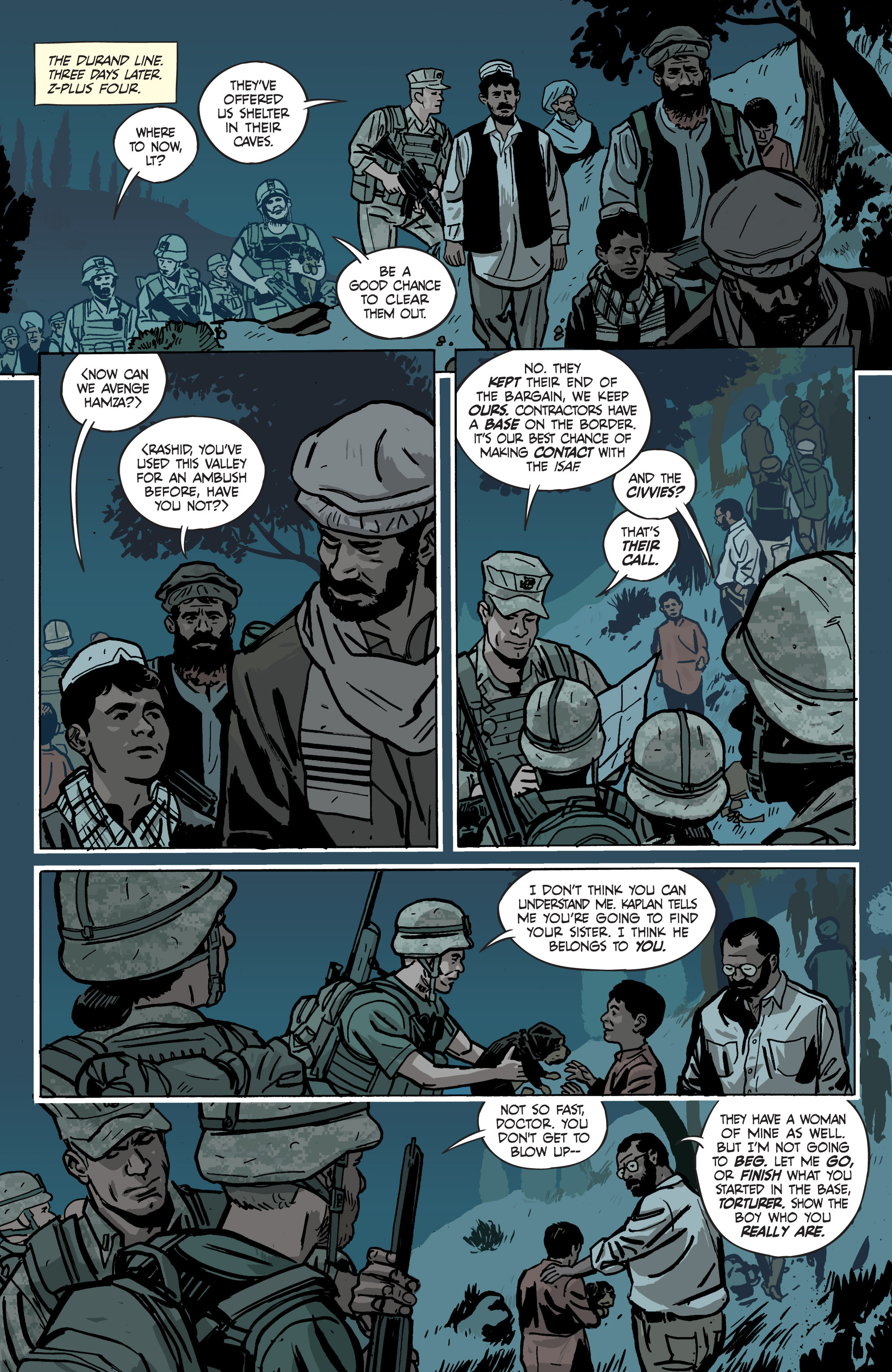 Read online Graveyard of Empires comic -  Issue # TPB - 88
