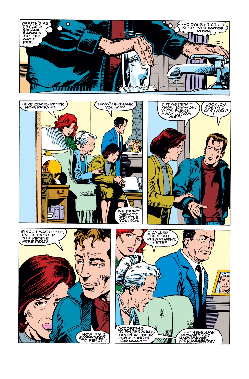 The Amazing Spider-Man (1963) 366 Page 2
