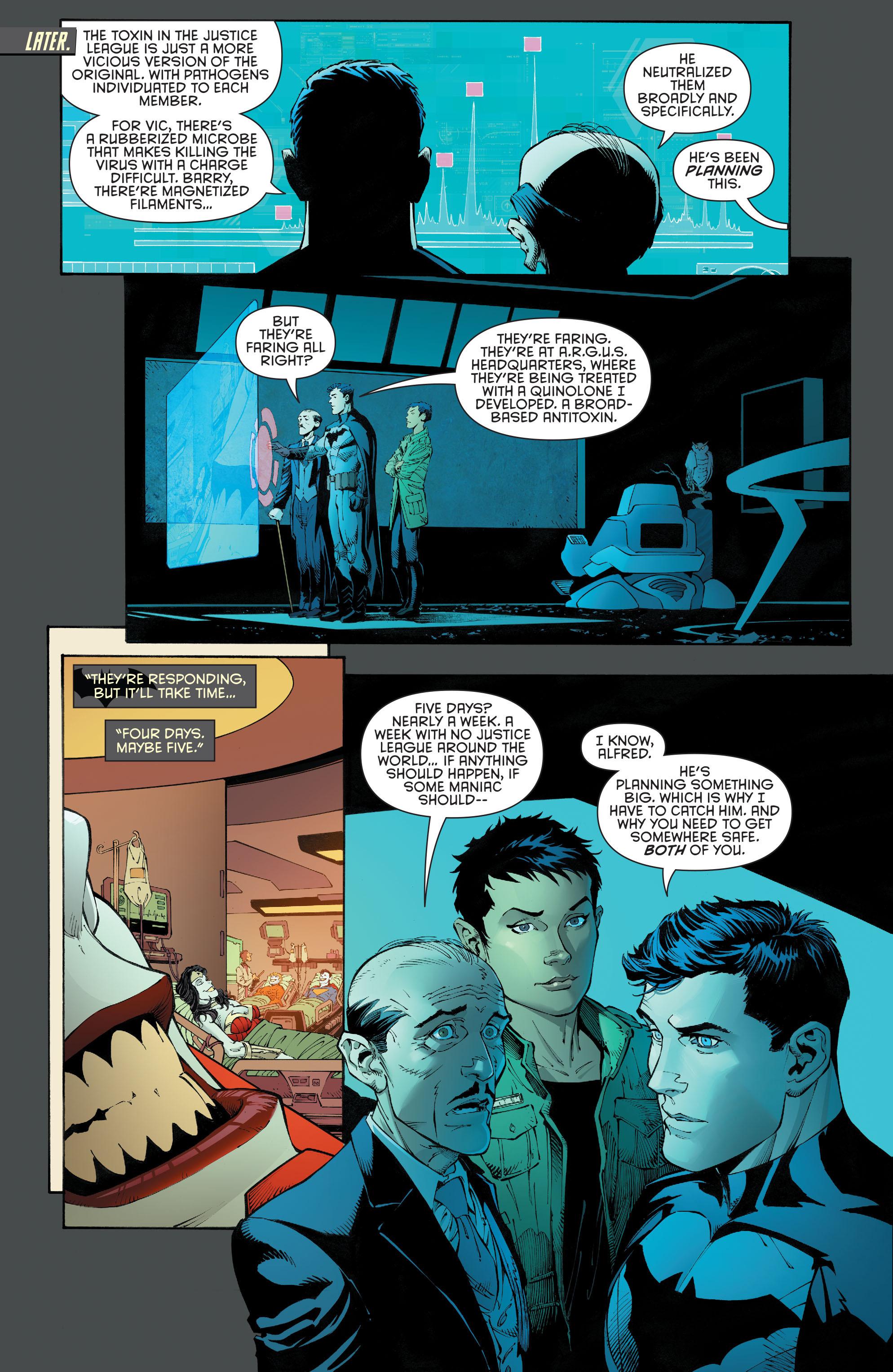 Read online Batman (2011) comic -  Issue # _TPB 7 - 40