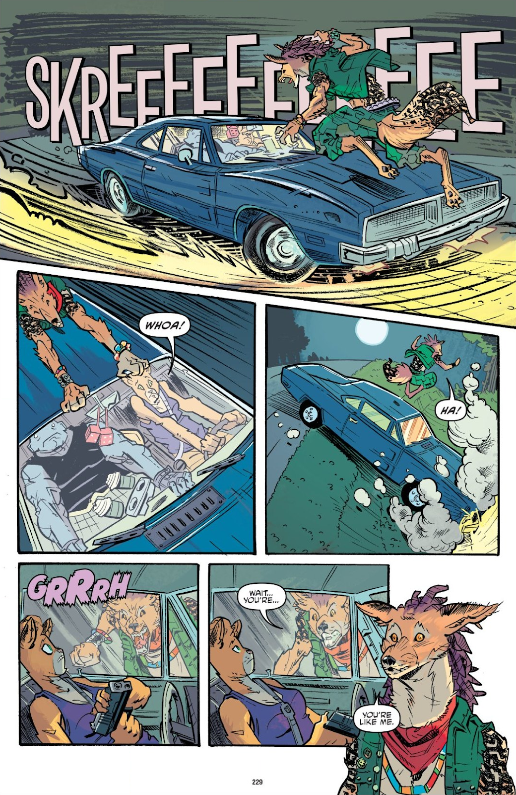 Read online Teenage Mutant Ninja Turtles: The IDW Collection comic -  Issue # TPB 9 (Part 3) - 26