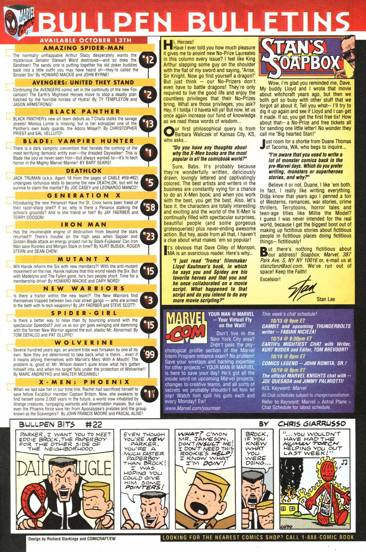 Read online Slingers comic -  Issue #12 - 32