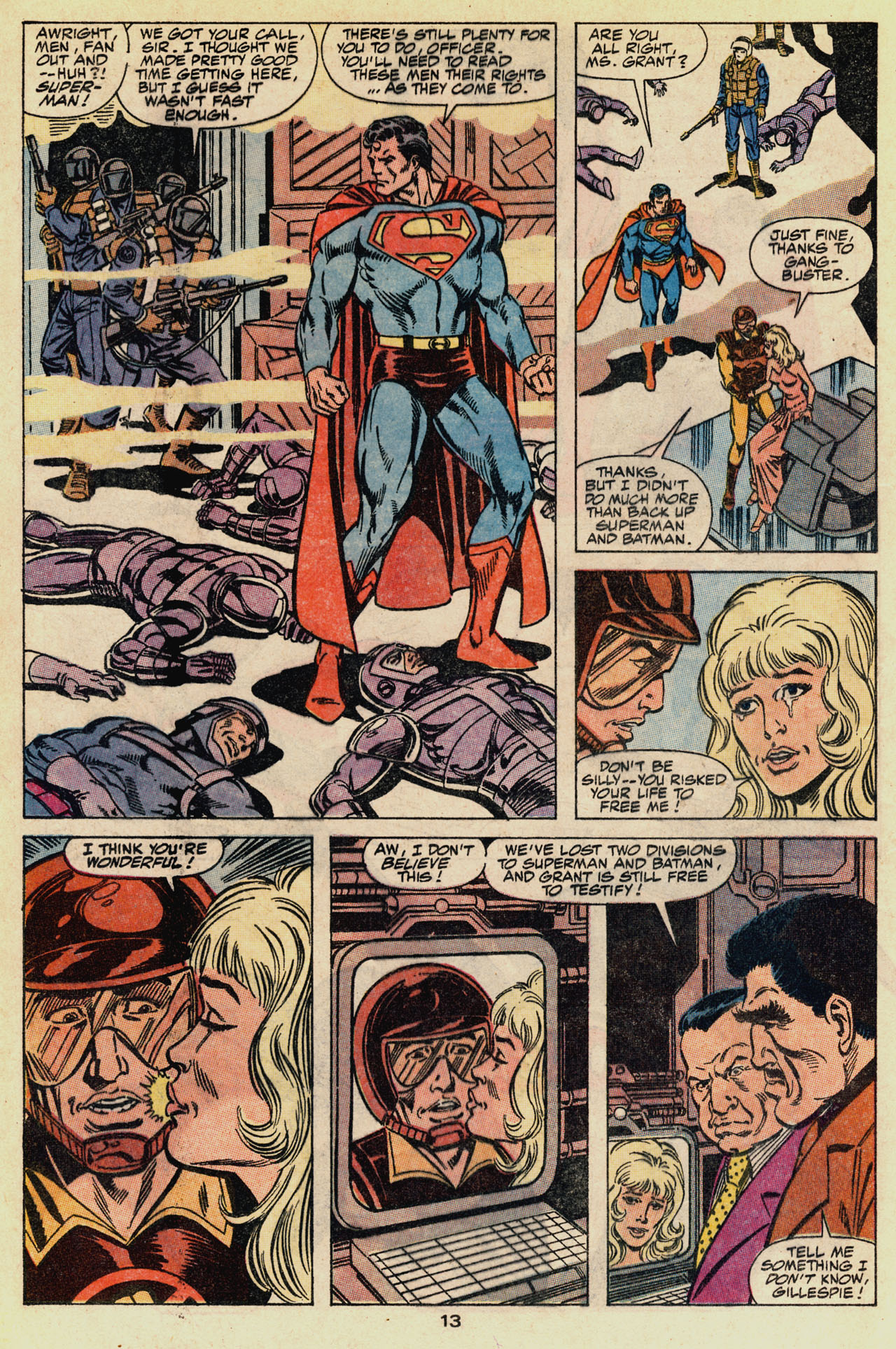 Read online Action Comics (1938) comic -  Issue #654 - 20