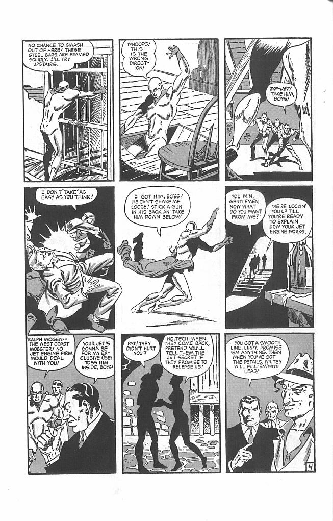 Read online Golden-Age Men of Mystery comic -  Issue #8 - 12