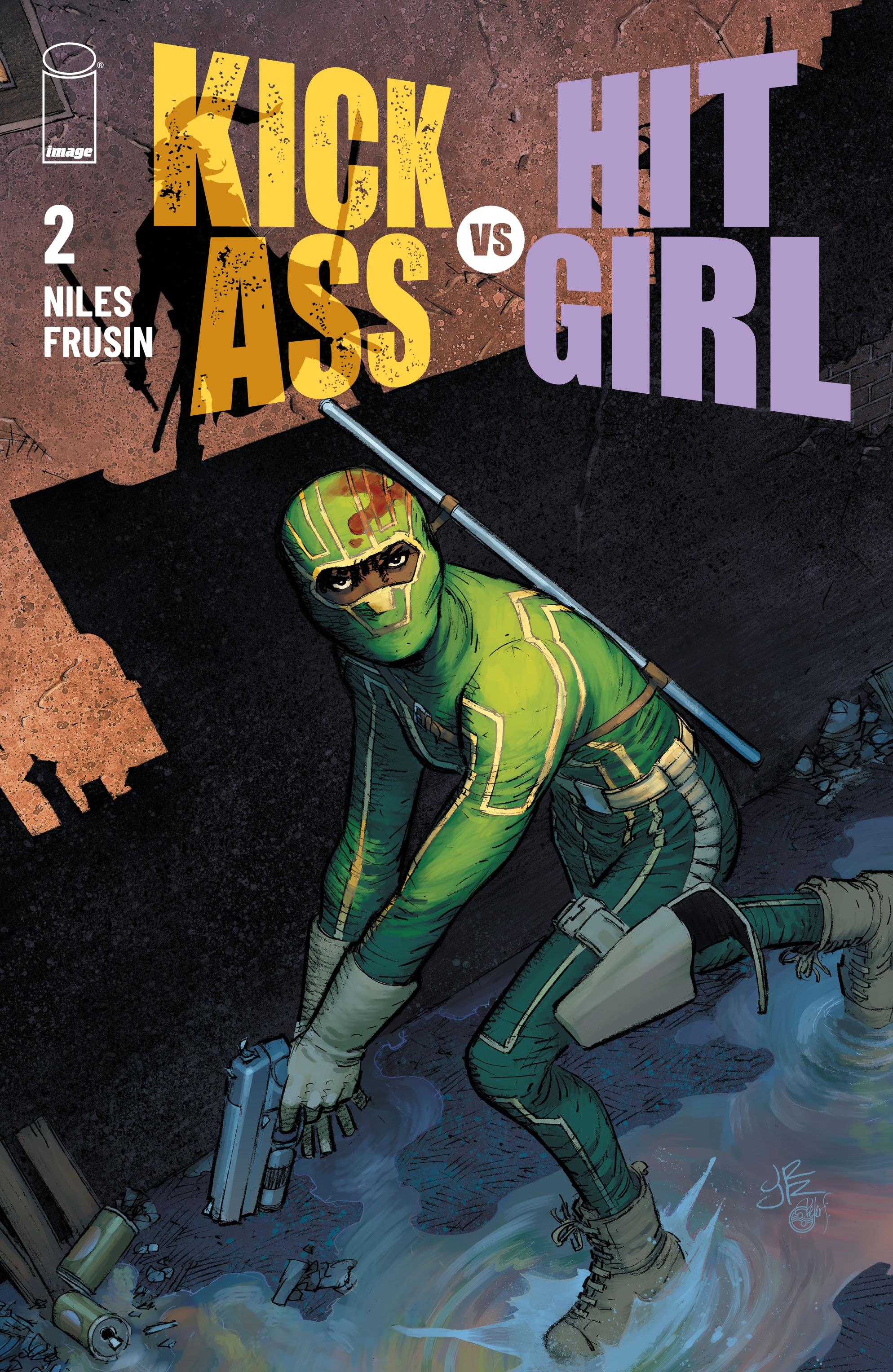 Kick-Ass Vs. Hit-Girl 2 Page 1