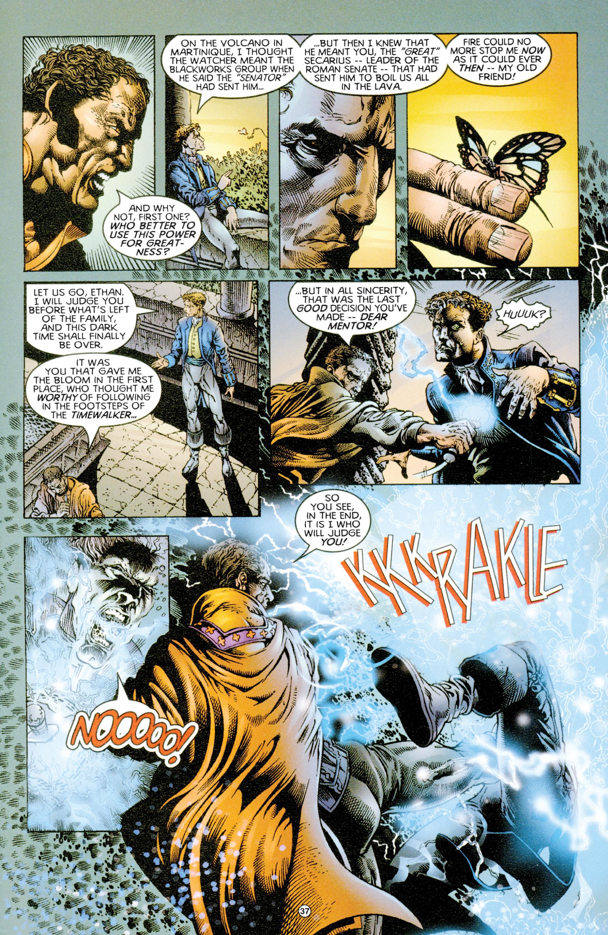 Read online Eternal Warriors comic -  Issue # Issue Time & Treachery - 36