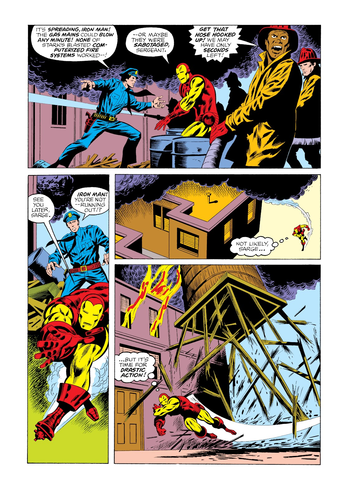 Read online Marvel Masterworks: The Invincible Iron Man comic -  Issue # TPB 11 (Part 3) - 1