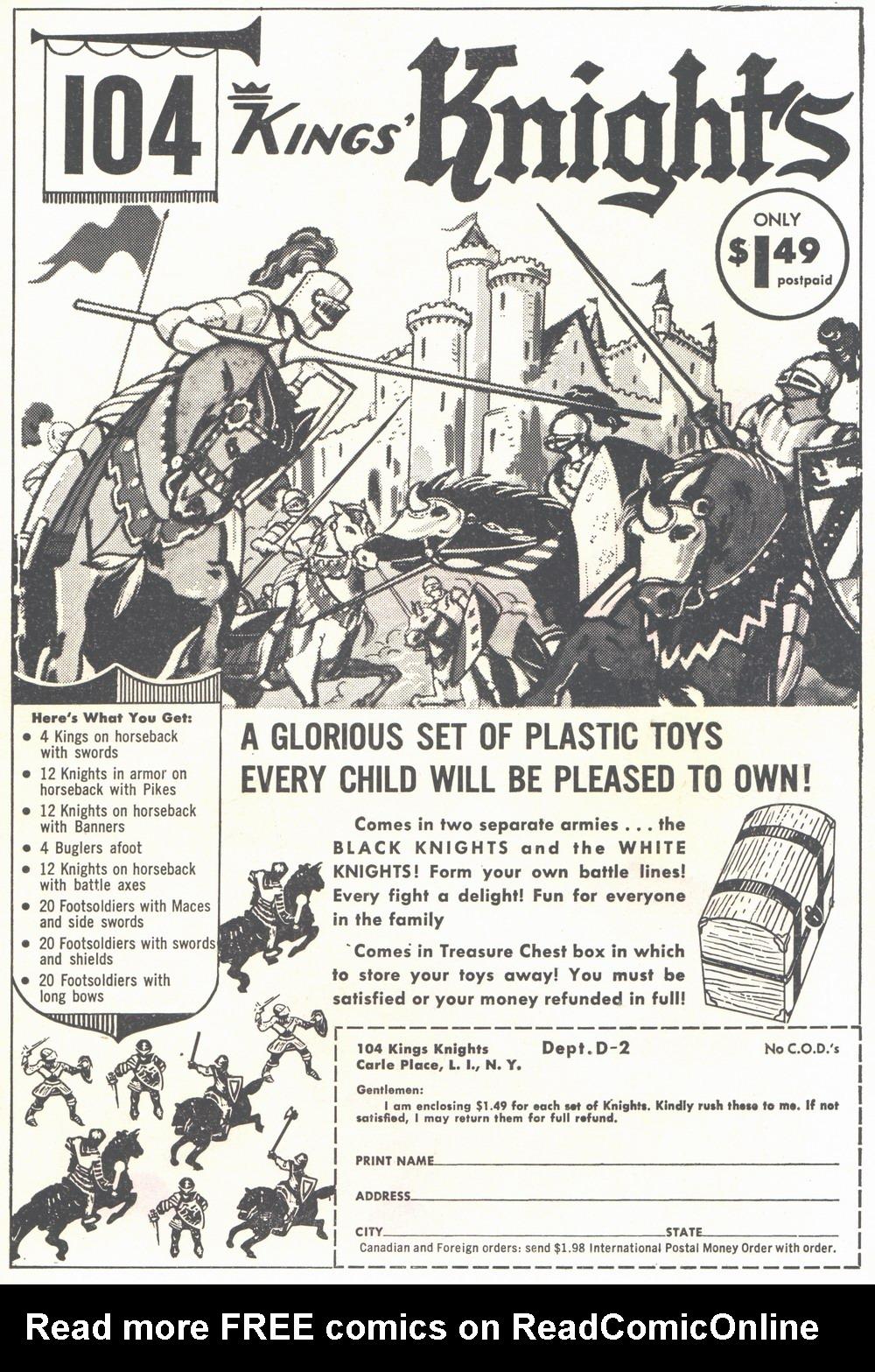 Read online Adventure Comics (1938) comic -  Issue #304 - 35